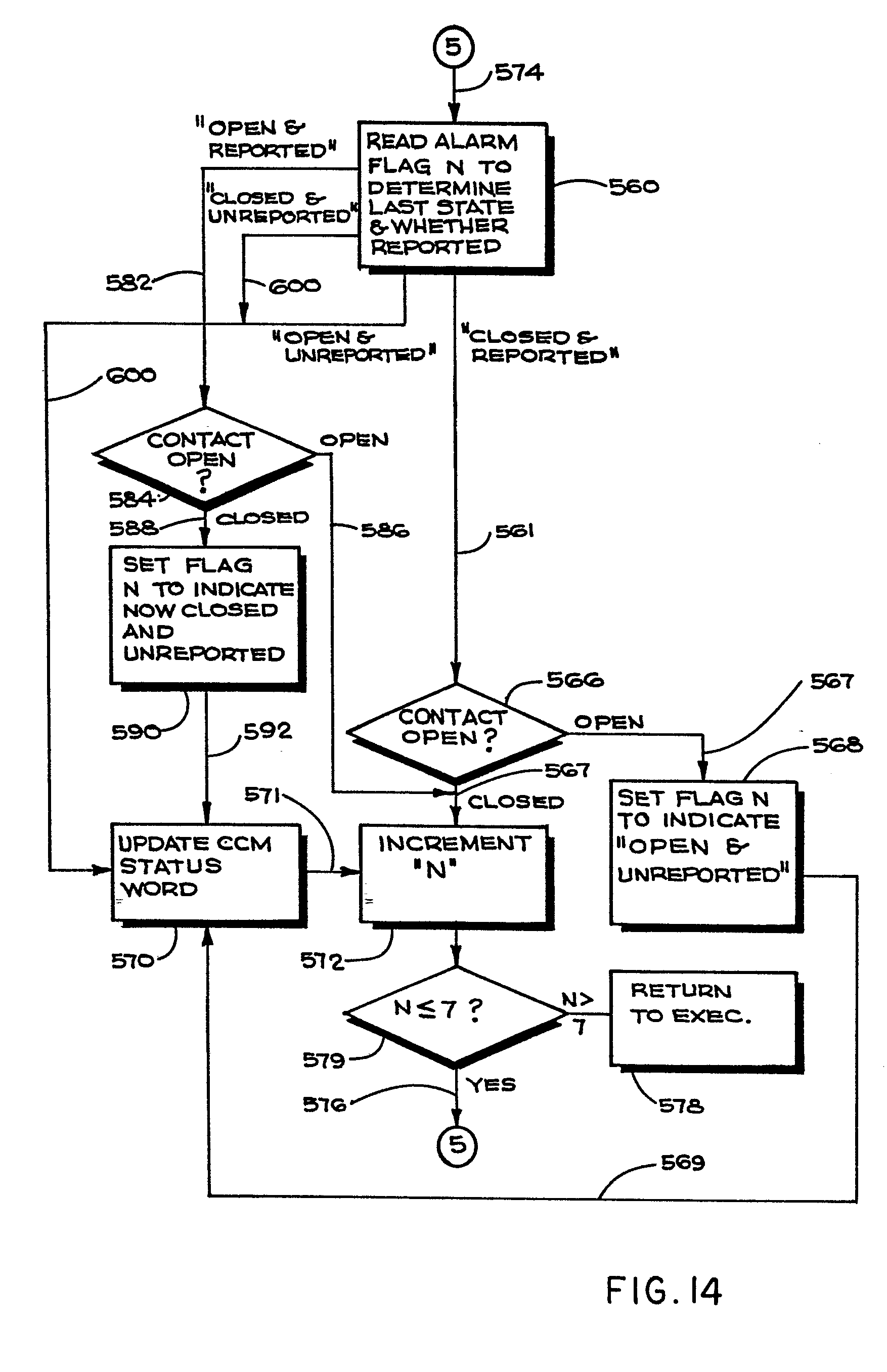 Patent EP0104767A2 - Card reader for security system - Google Patents