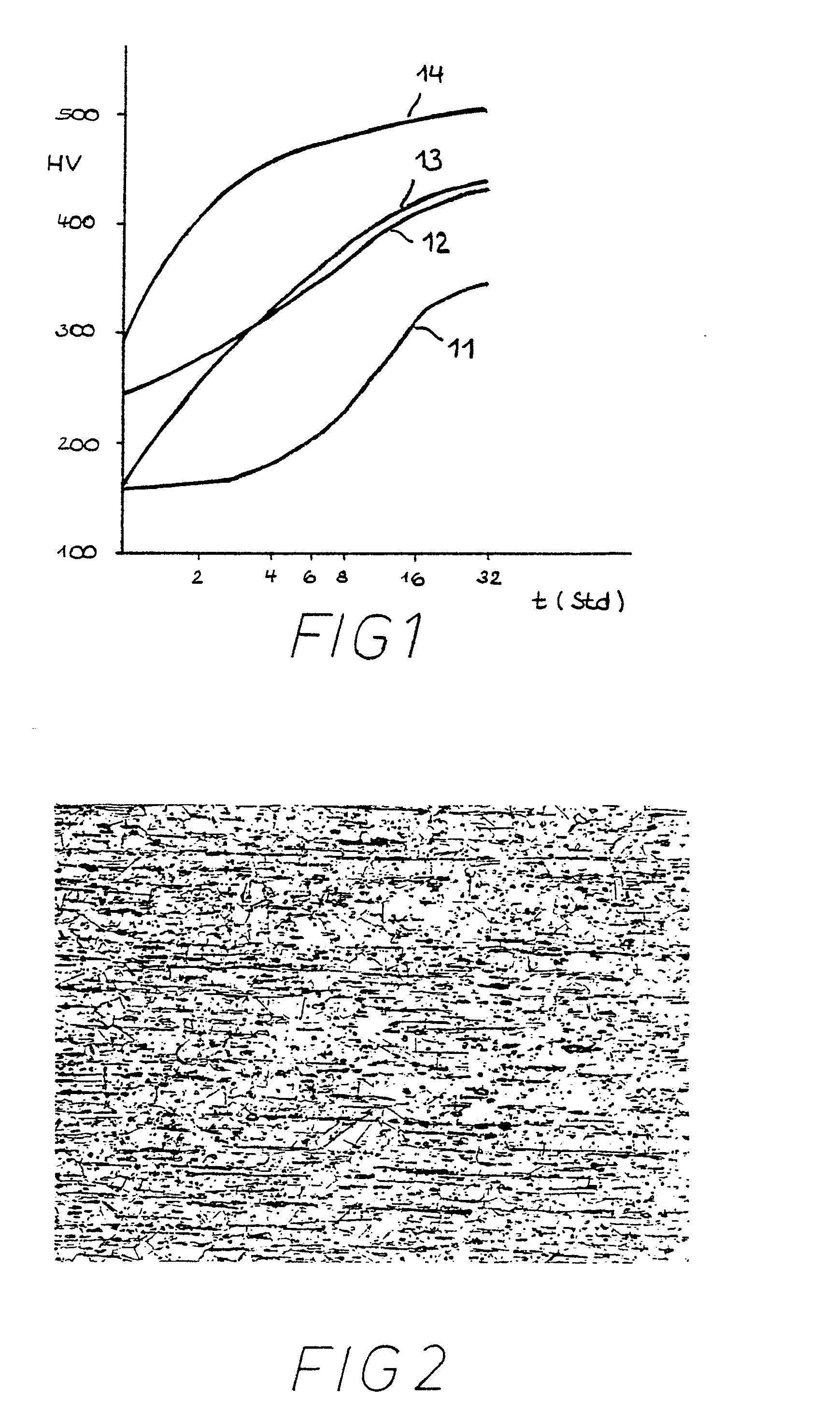 patent ep0119501b1 verwendung einer aush rtbaren kupfer nickel mangan legierung als werkstoff. Black Bedroom Furniture Sets. Home Design Ideas