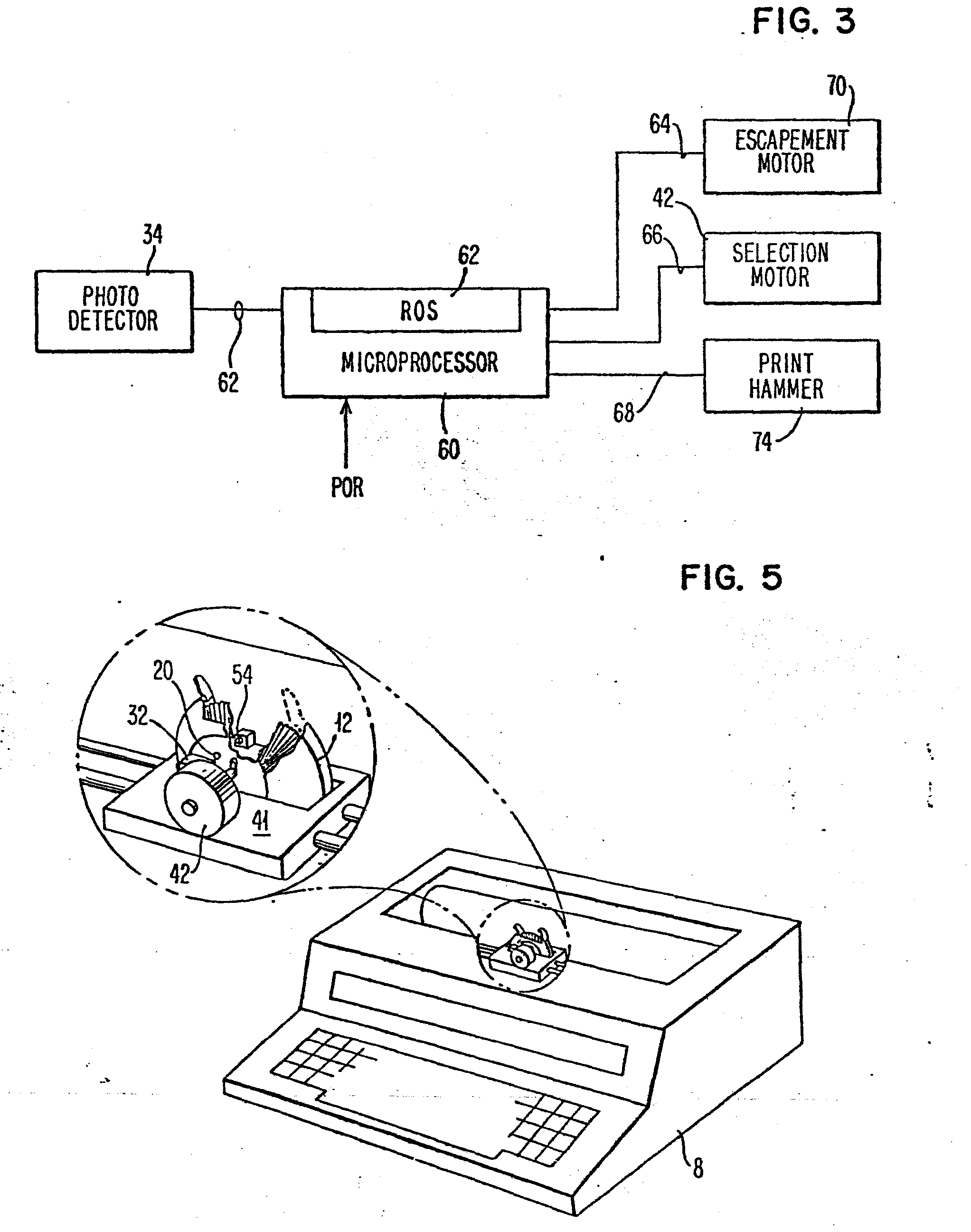 Patent EP0139937A1 - Initializing apparatus for daisy wheel ...