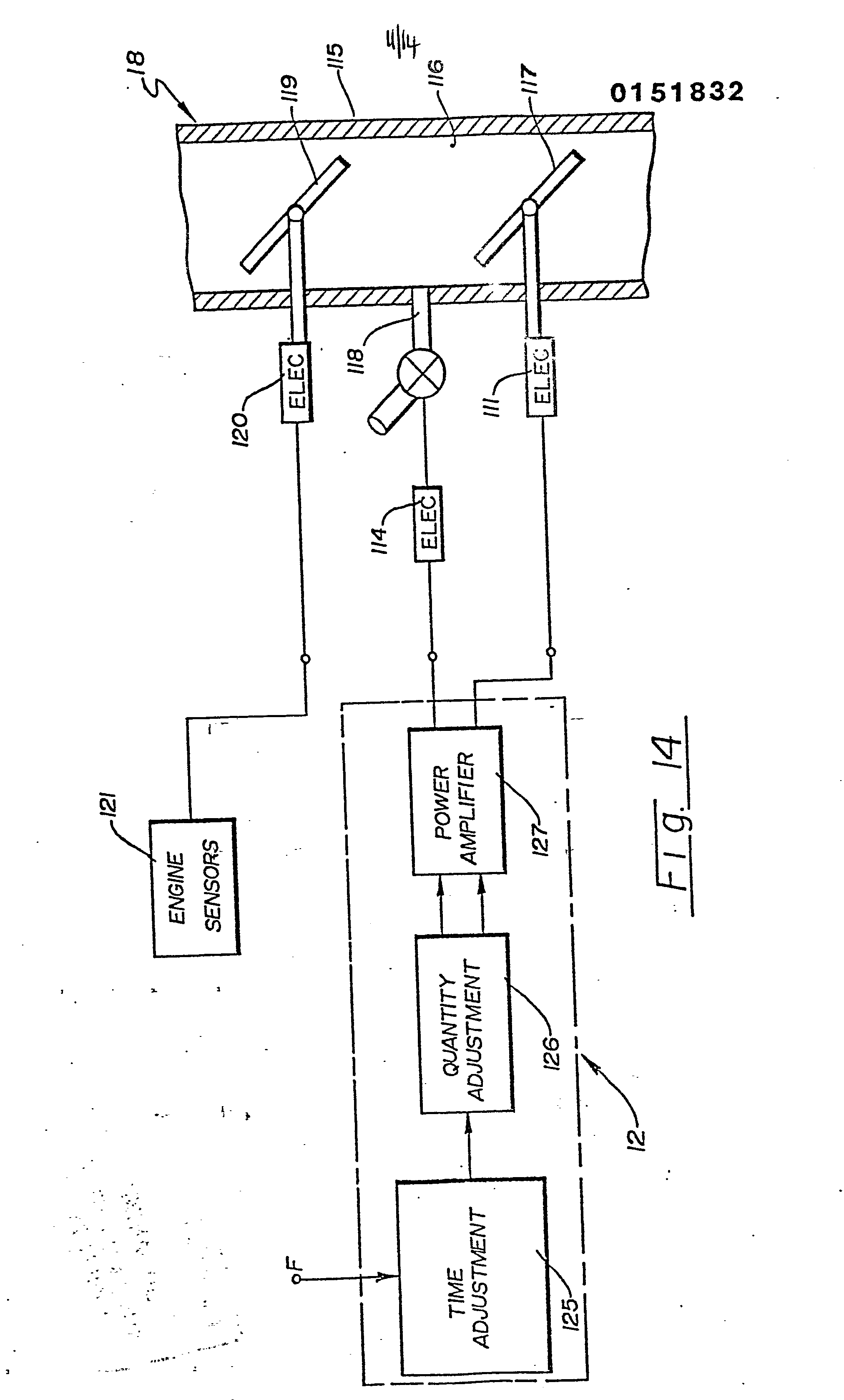 Patent Ep0151832a1 Ignition And Fuel Control System For Internal I5 Engine Diagram Drawing