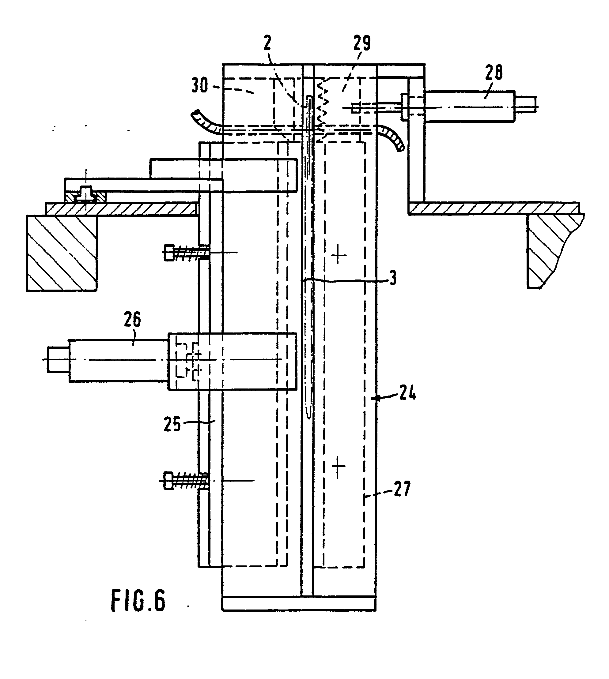Patent EP0169464B1 - Device for producing and filling bags - Google ...