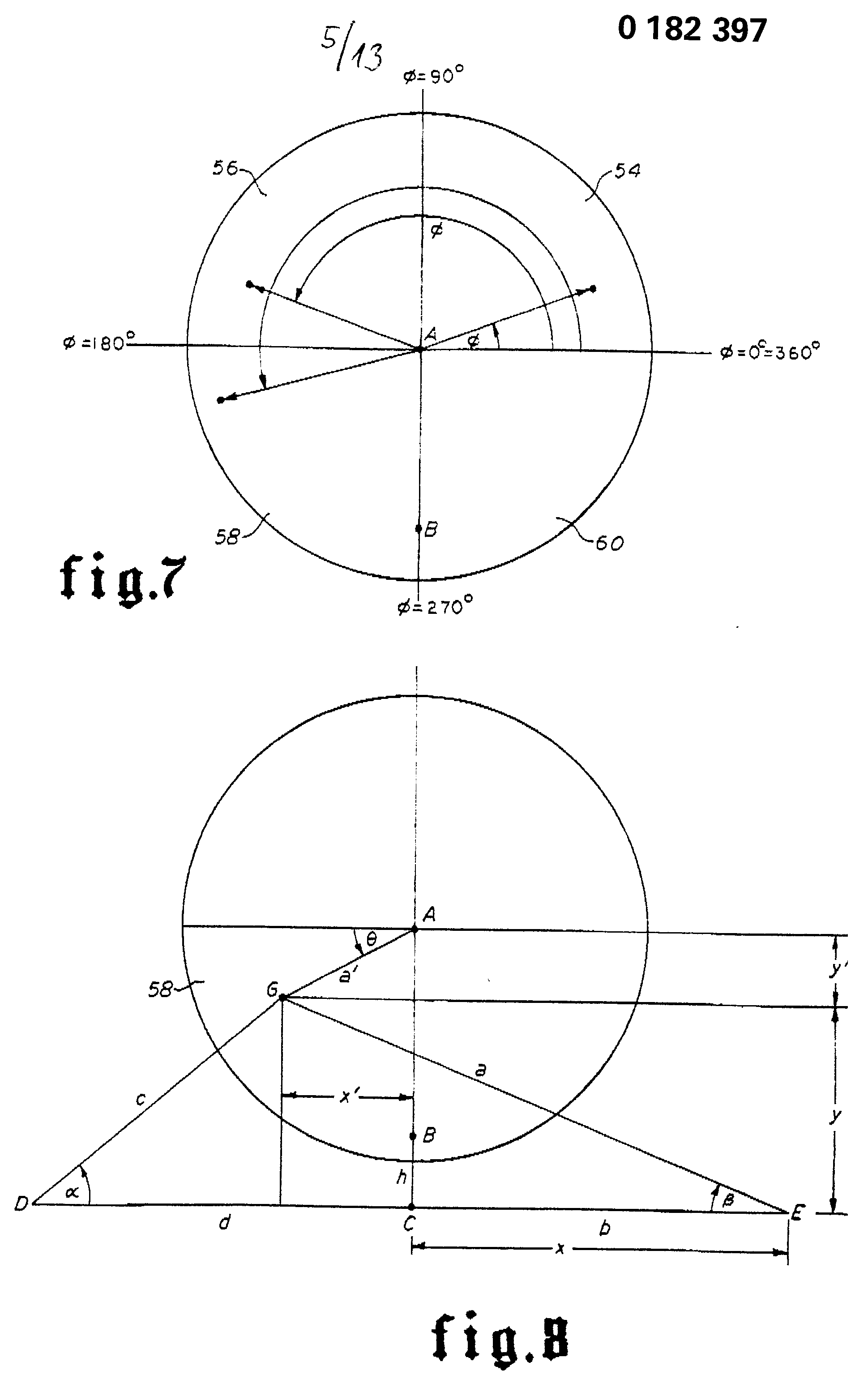 patente ep0182397a1