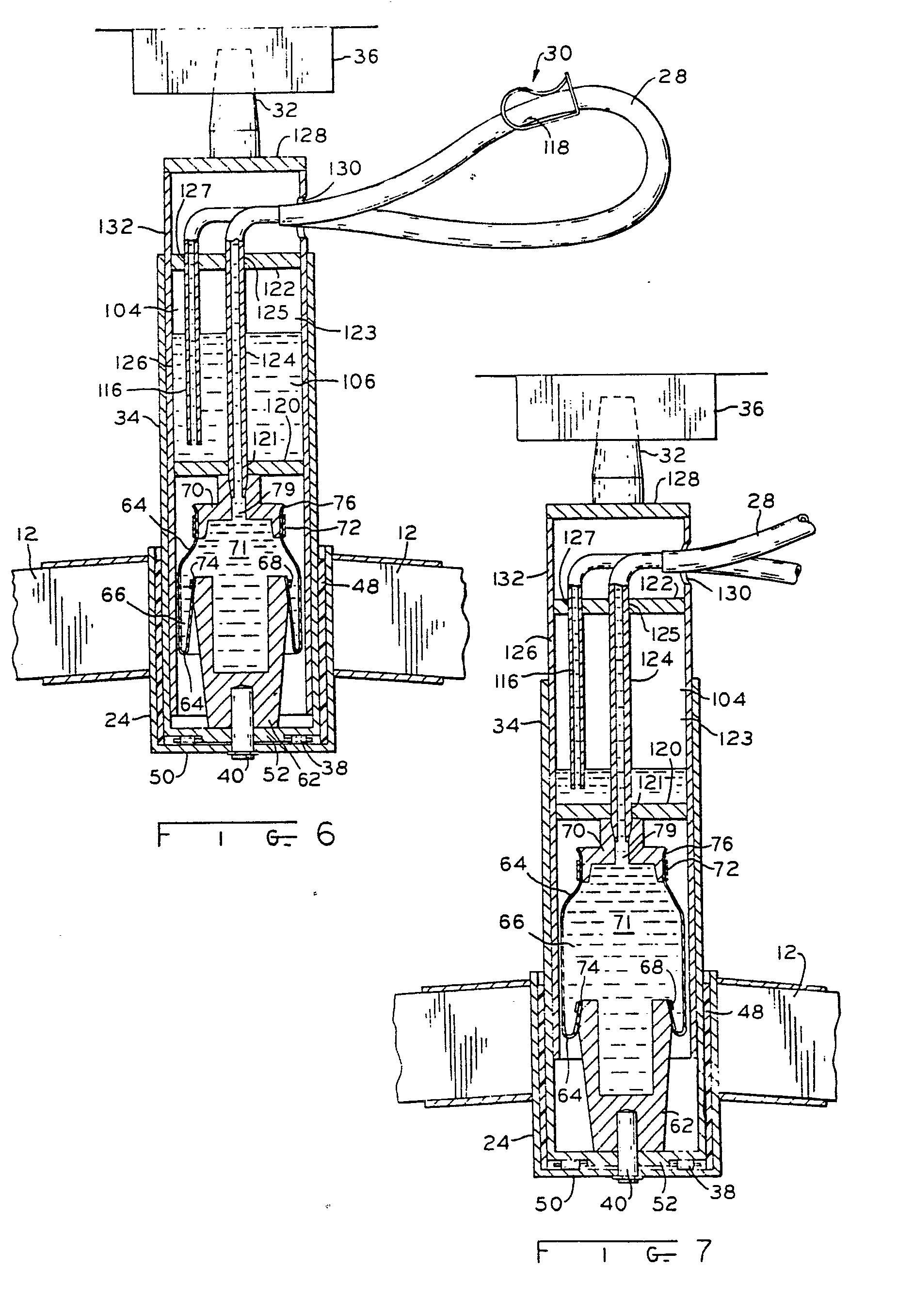 Patent Ep0183360b1 Hydraulic Chair Lift Mechanism