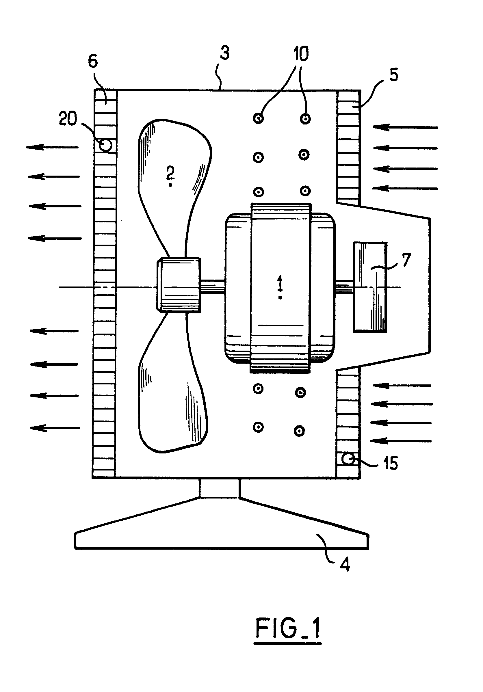 patent ep0188972b1 fan heater google patents. Black Bedroom Furniture Sets. Home Design Ideas