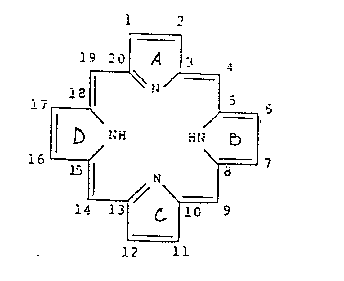 Tetrapyrrole compounds