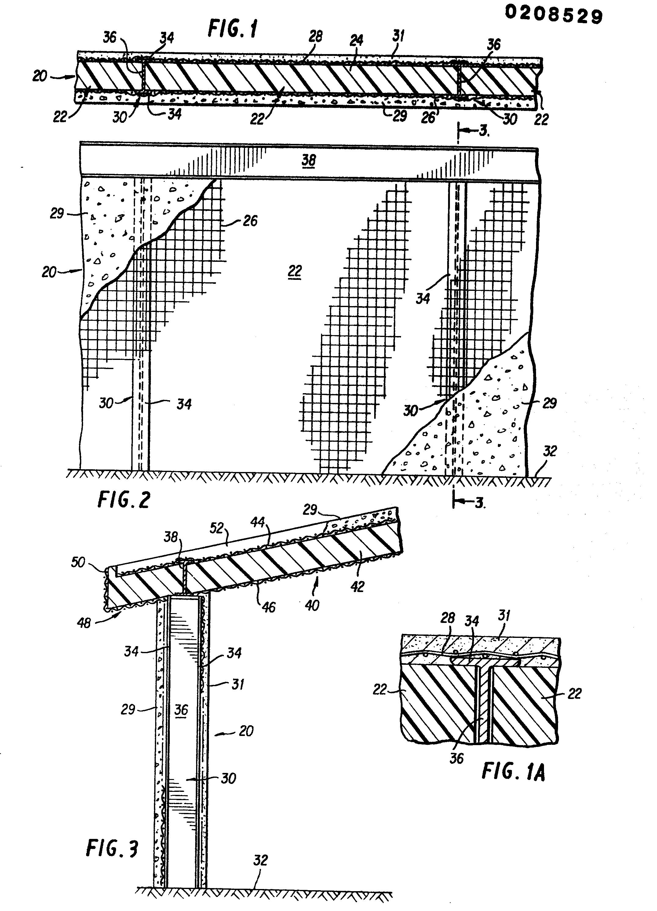 Patent ep0208529a1 reinforced concrete building structures google patents - Intermediate floor casting ...