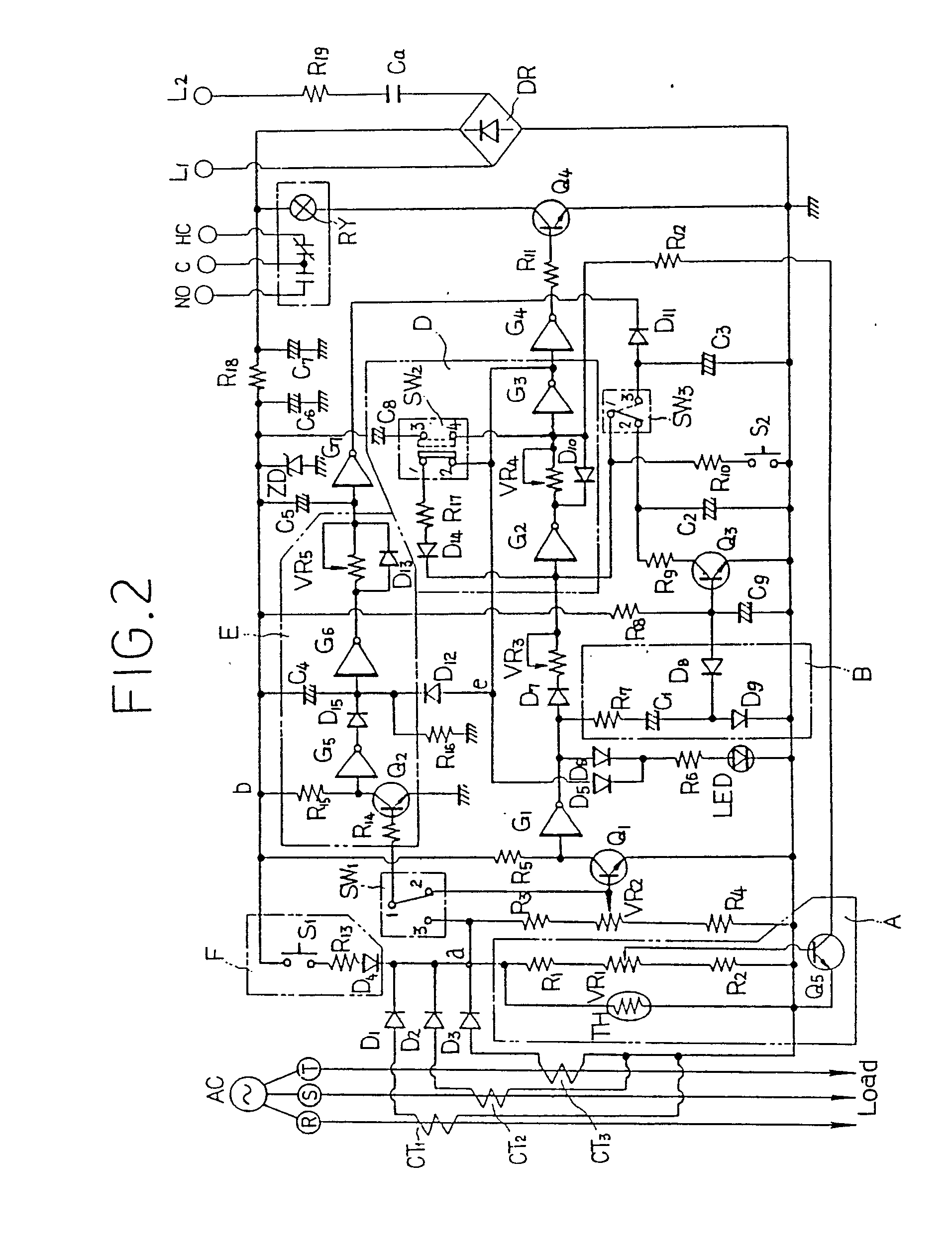 Patent EPB Electronic Overcurrent Relay Google Patents - Electric relay invented