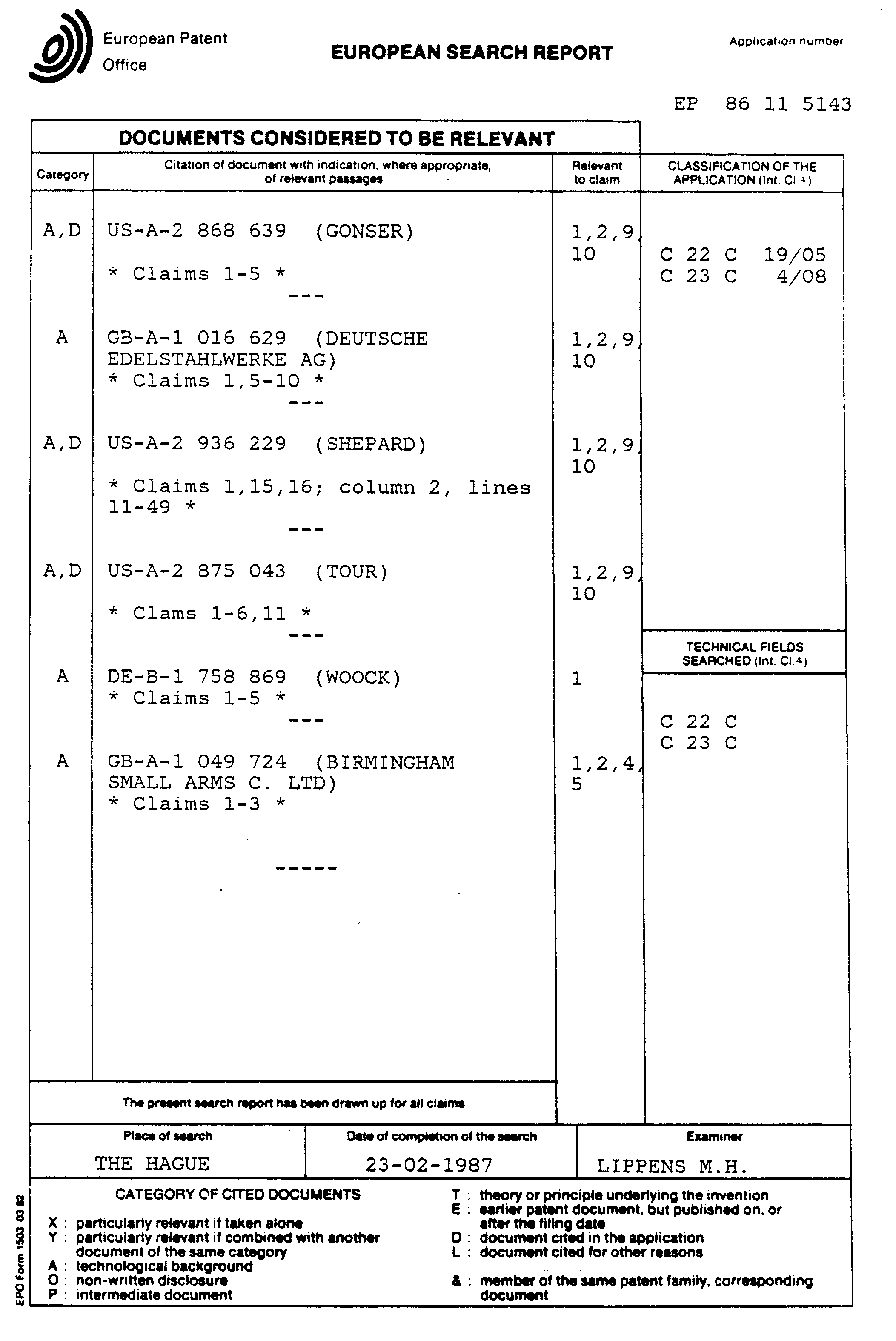Patent EP0223135A1 - Corrosion resistant self-fluxing alloys for ...