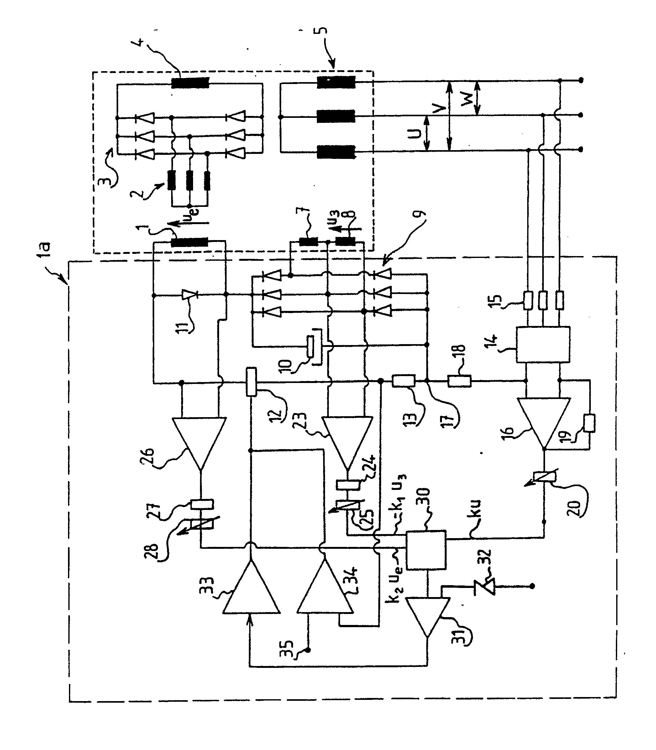 patent ep0233425b1 proc d de r gulation d 39 un alternateur synchrone sans balais et dispositif. Black Bedroom Furniture Sets. Home Design Ideas