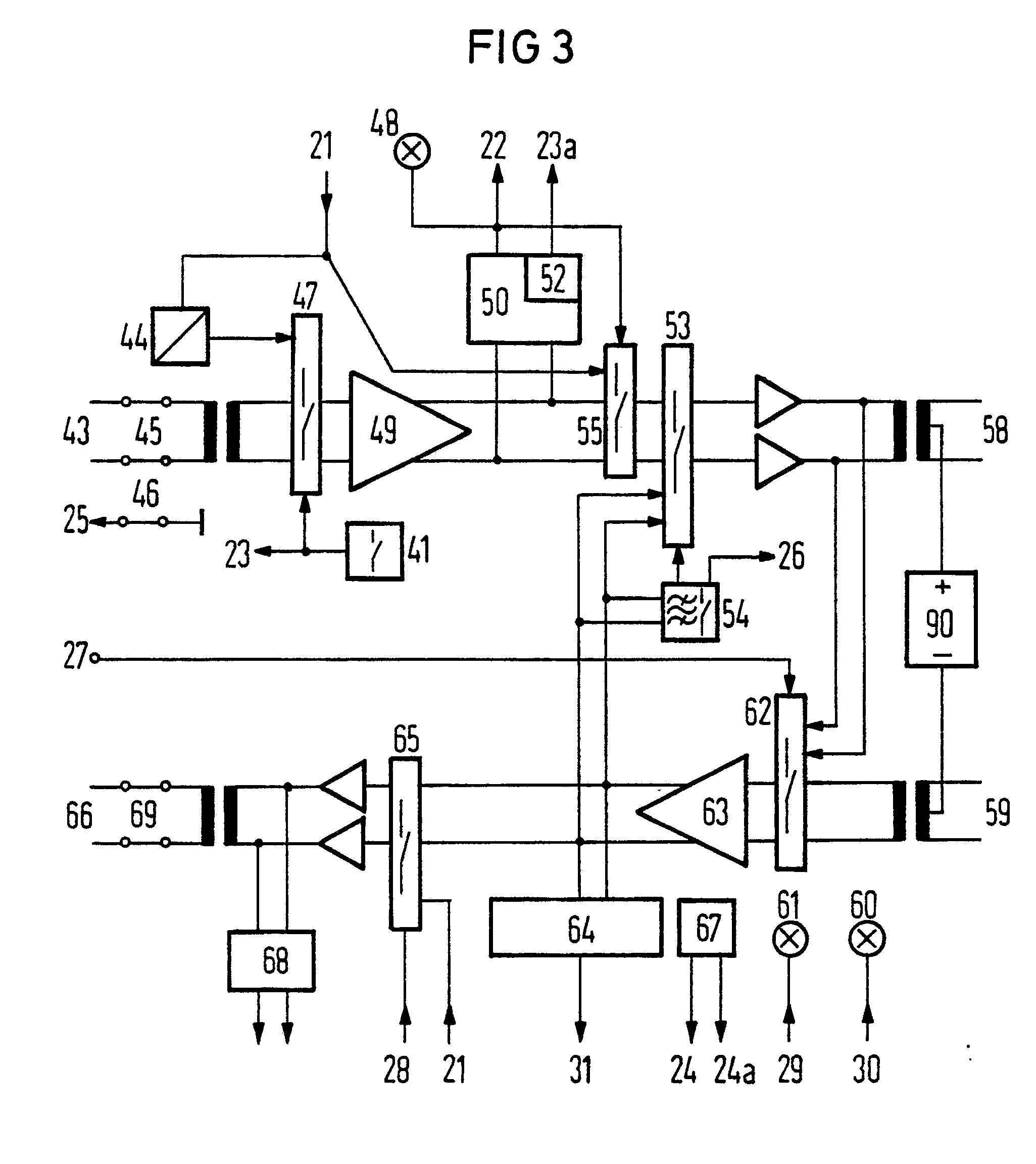 Patent EP0240833B1 - Monitoring apparatus for monitoring the ...