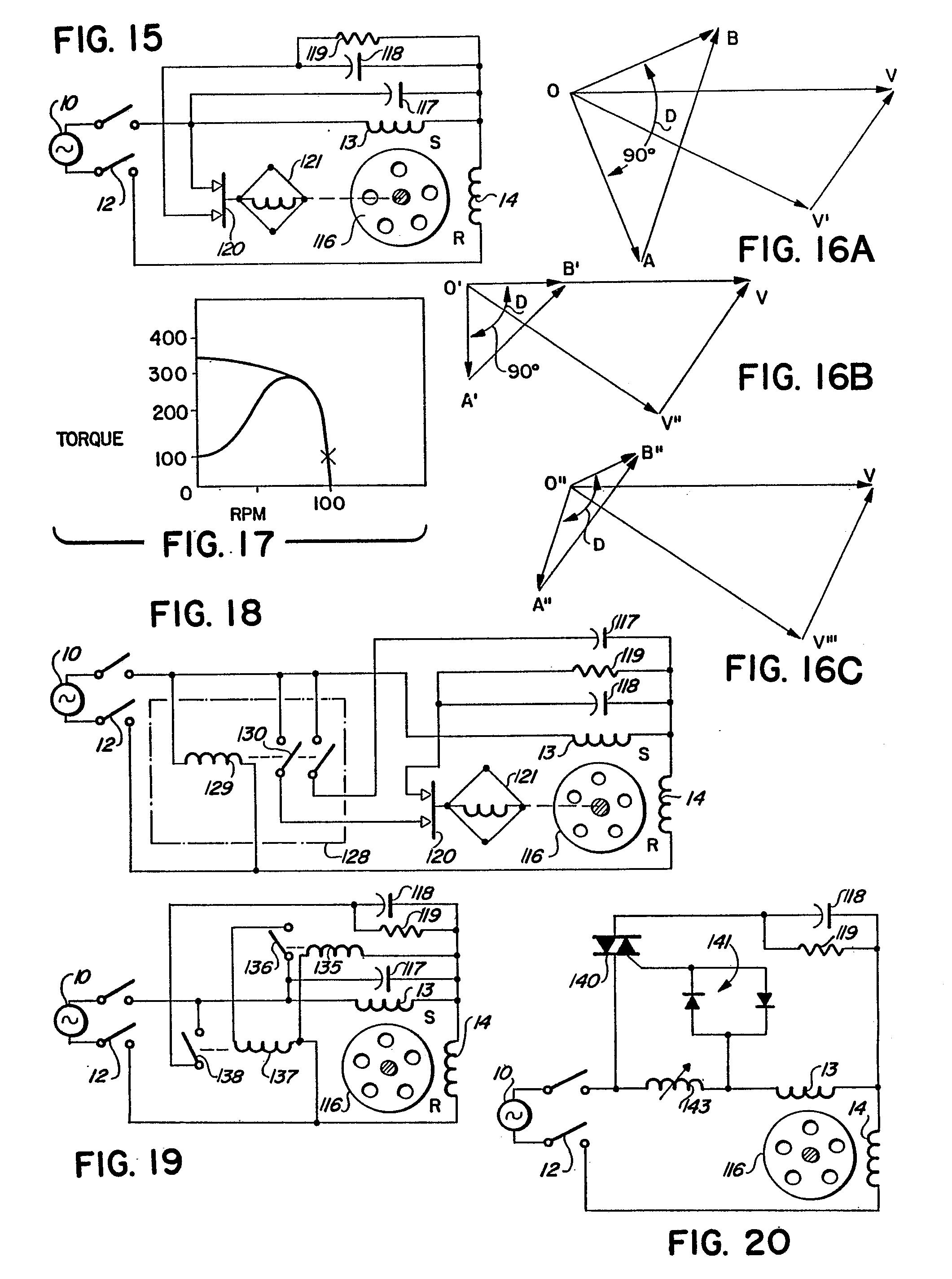 leland electric motor wiring diagram dc motor diagram
