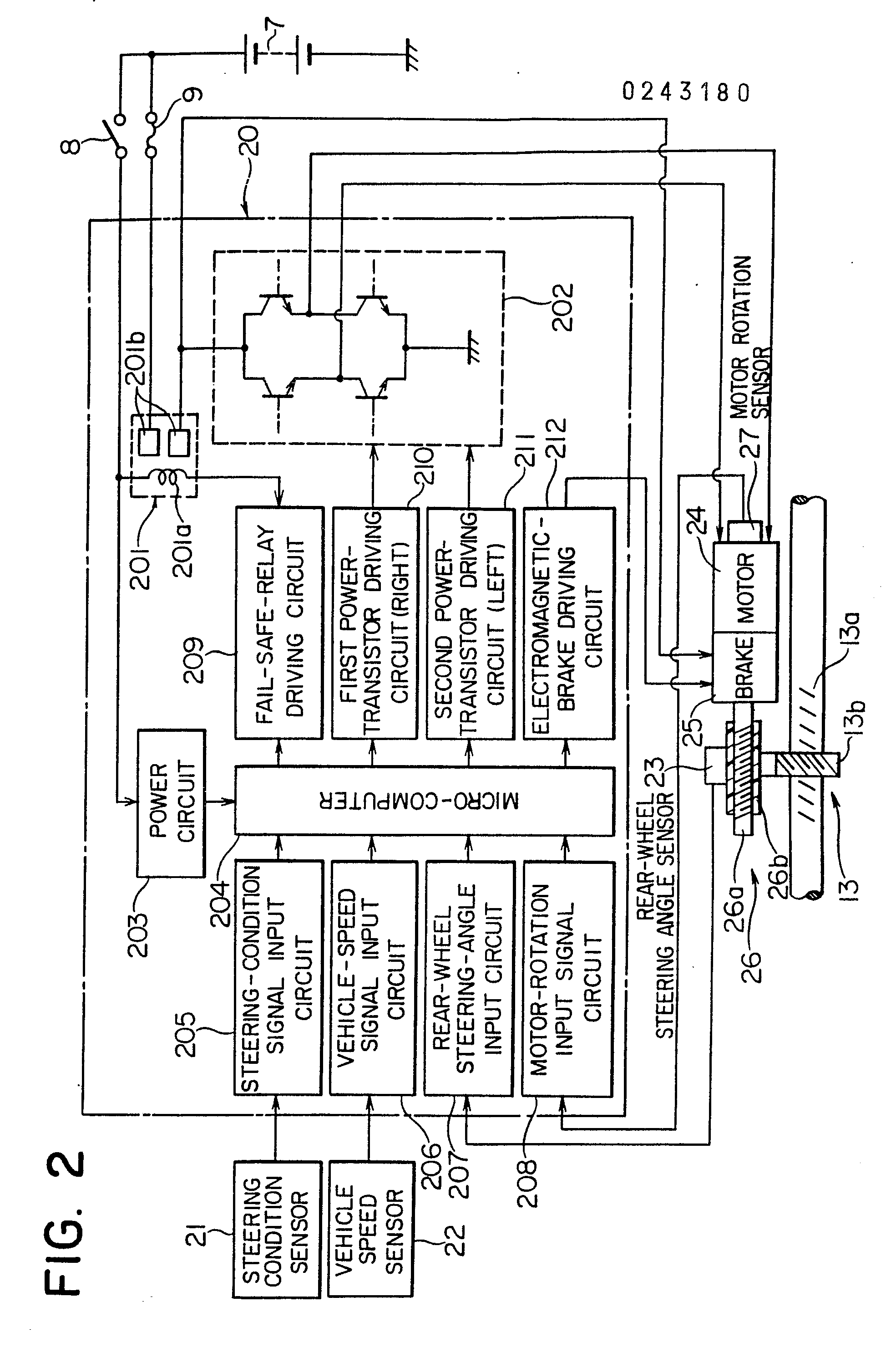 ... imgf0002 patent ep0243180a2 motor driven power steering system for  front suzuki electric power steering wiring diagram