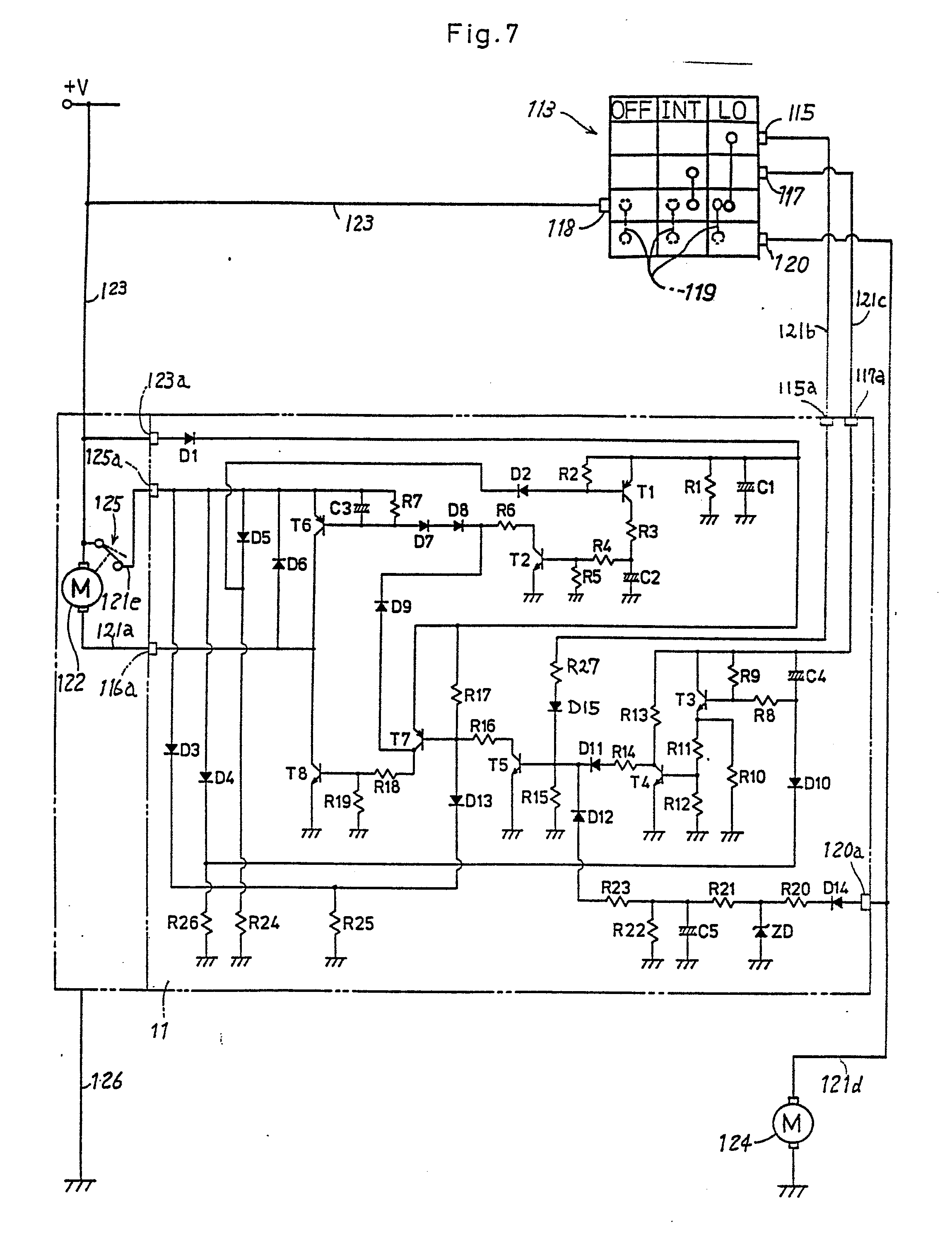 imgf0006 patent ep0252481a2 electric motor system for automobiles sew eurodrive wiring diagram at eliteediting.co