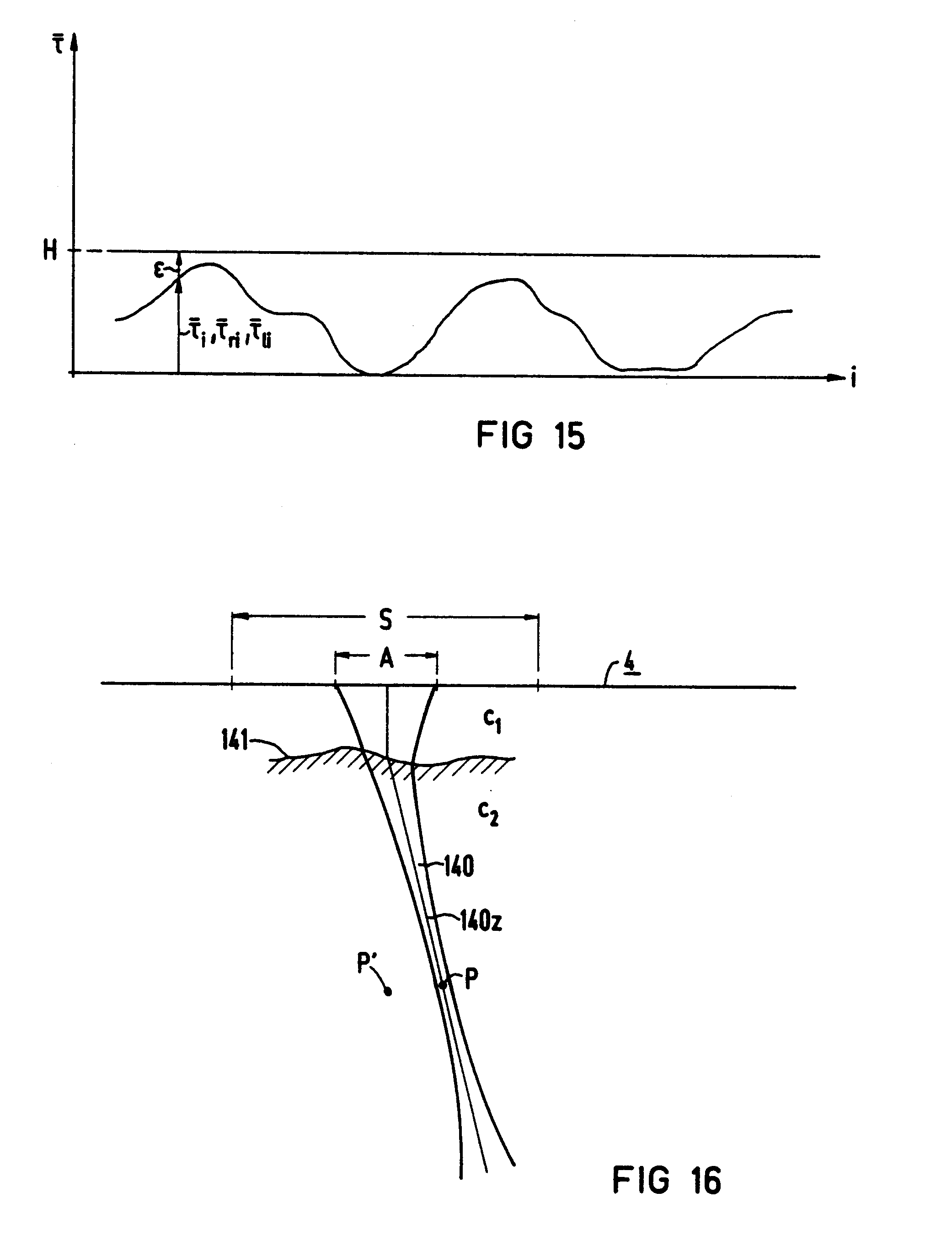 Patent EP0256481B1 - Method and equipment for adaptive focussing in ...