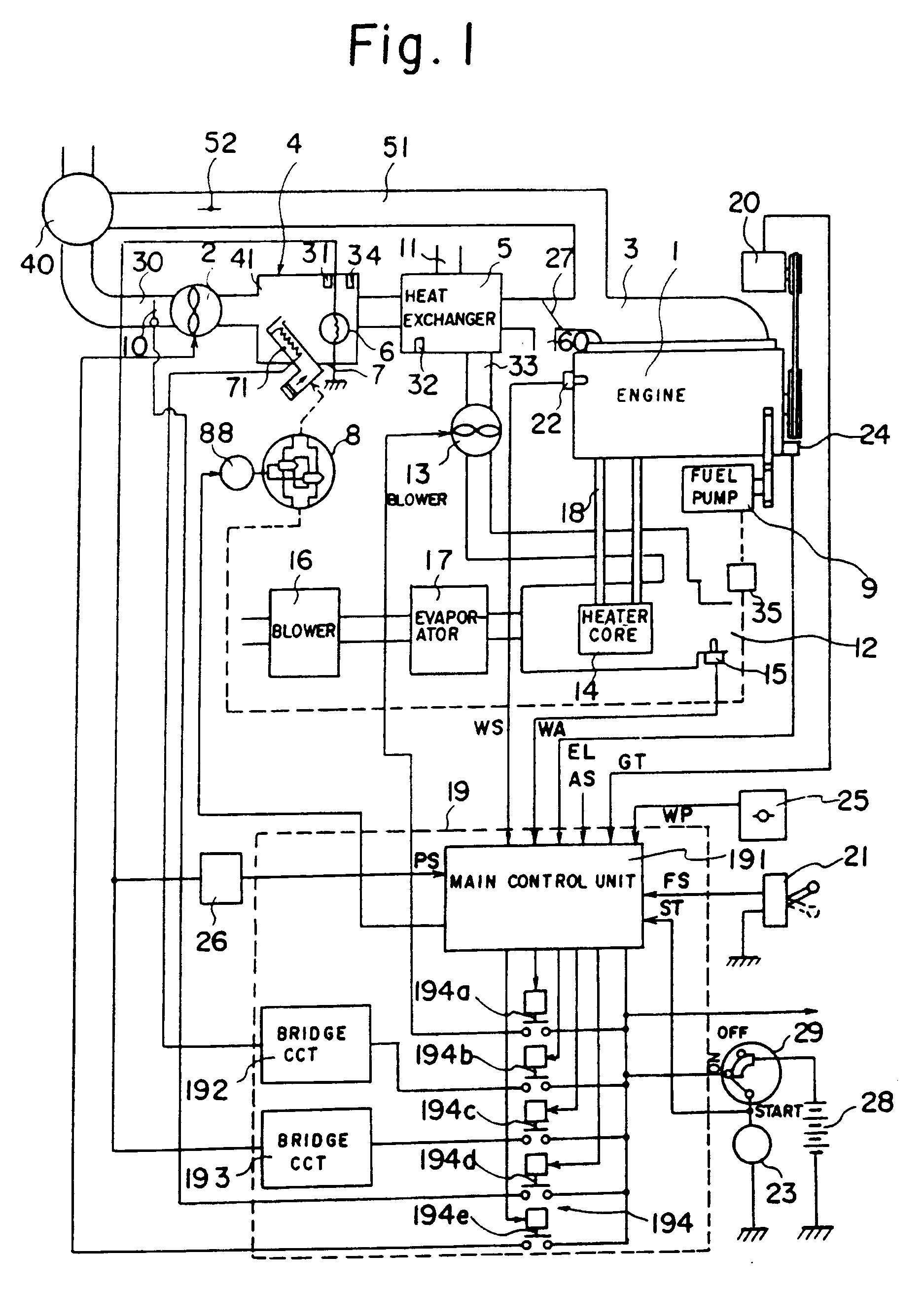 patent ep0267789b2 - heater device for a motor vehicle