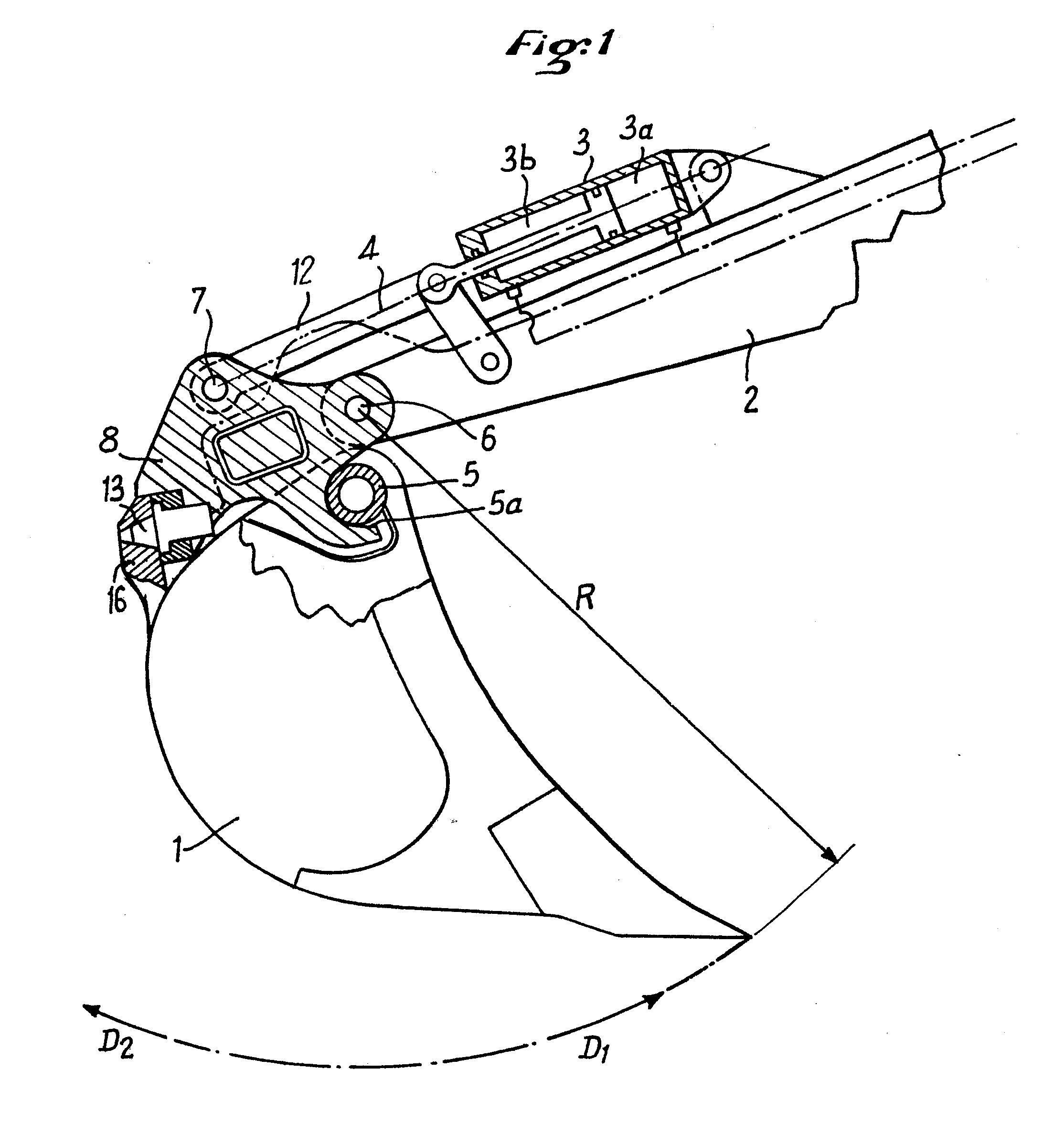 Patent EP0273828A1 - Dispositif d'attache rapide pour ...