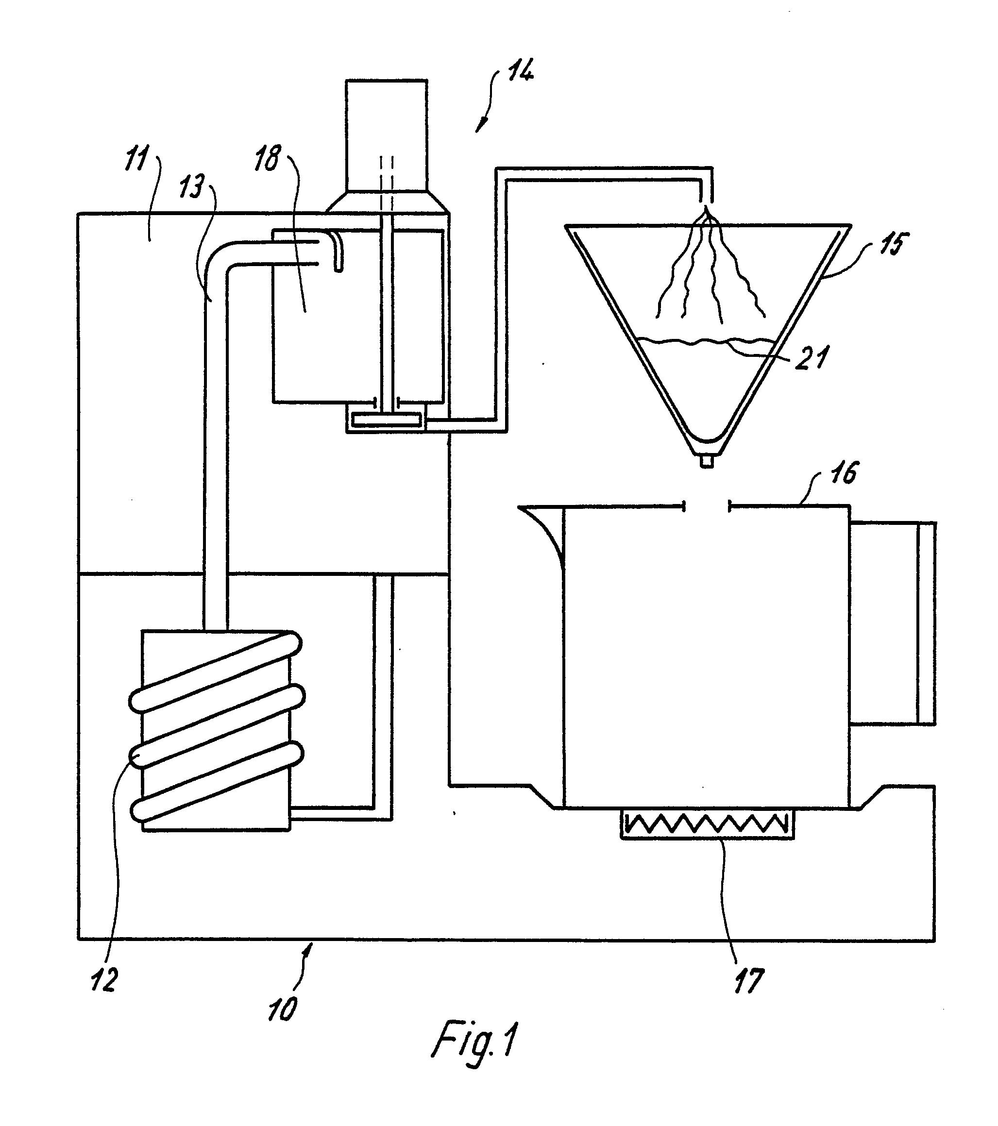 patent ep0274562a1 kaffee oder teemaschine google patents. Black Bedroom Furniture Sets. Home Design Ideas