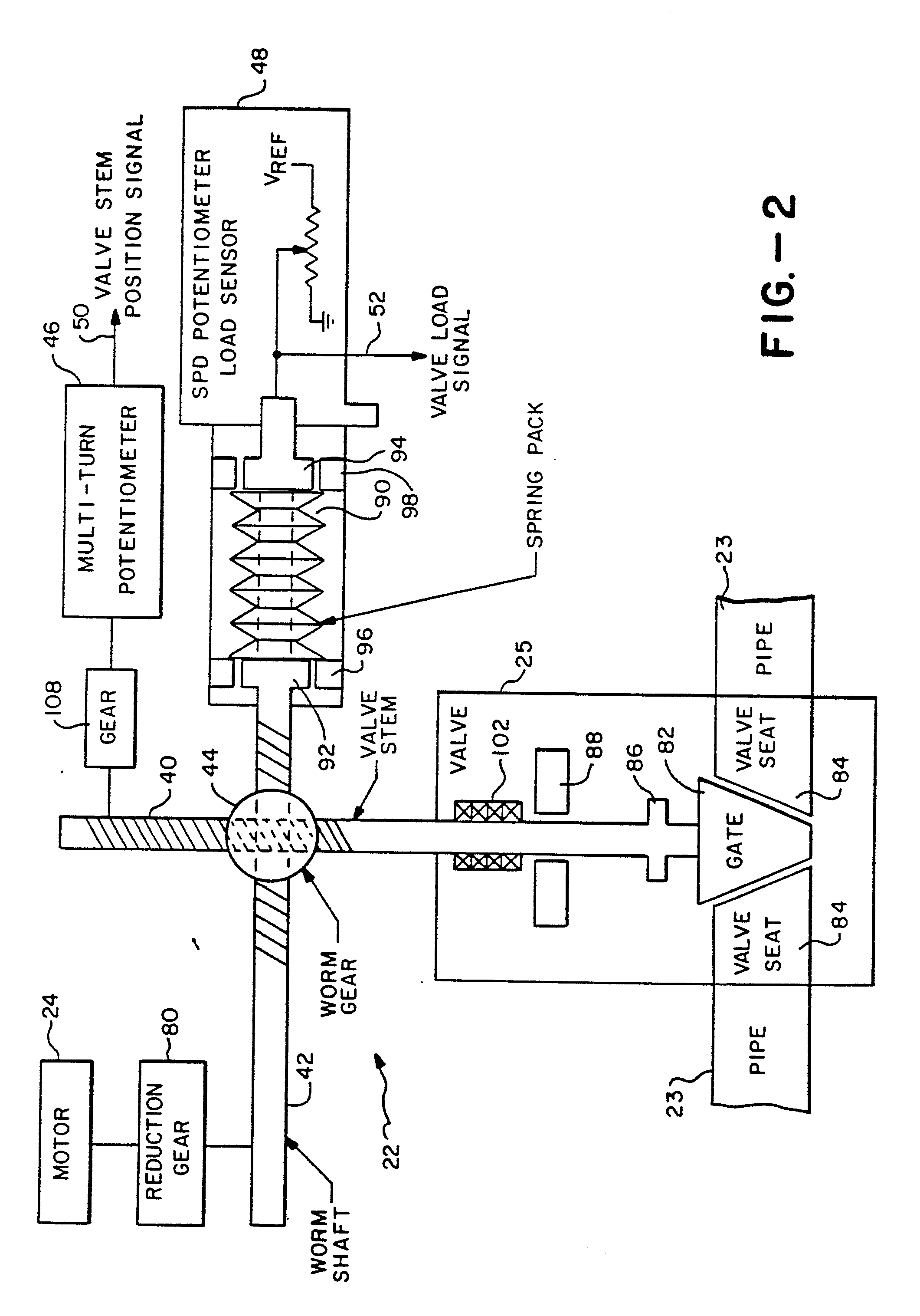 imgf0002 patent ep0287299a2 microprocessor based control and diagnostic motor operated valve wiring diagram at gsmportal.co