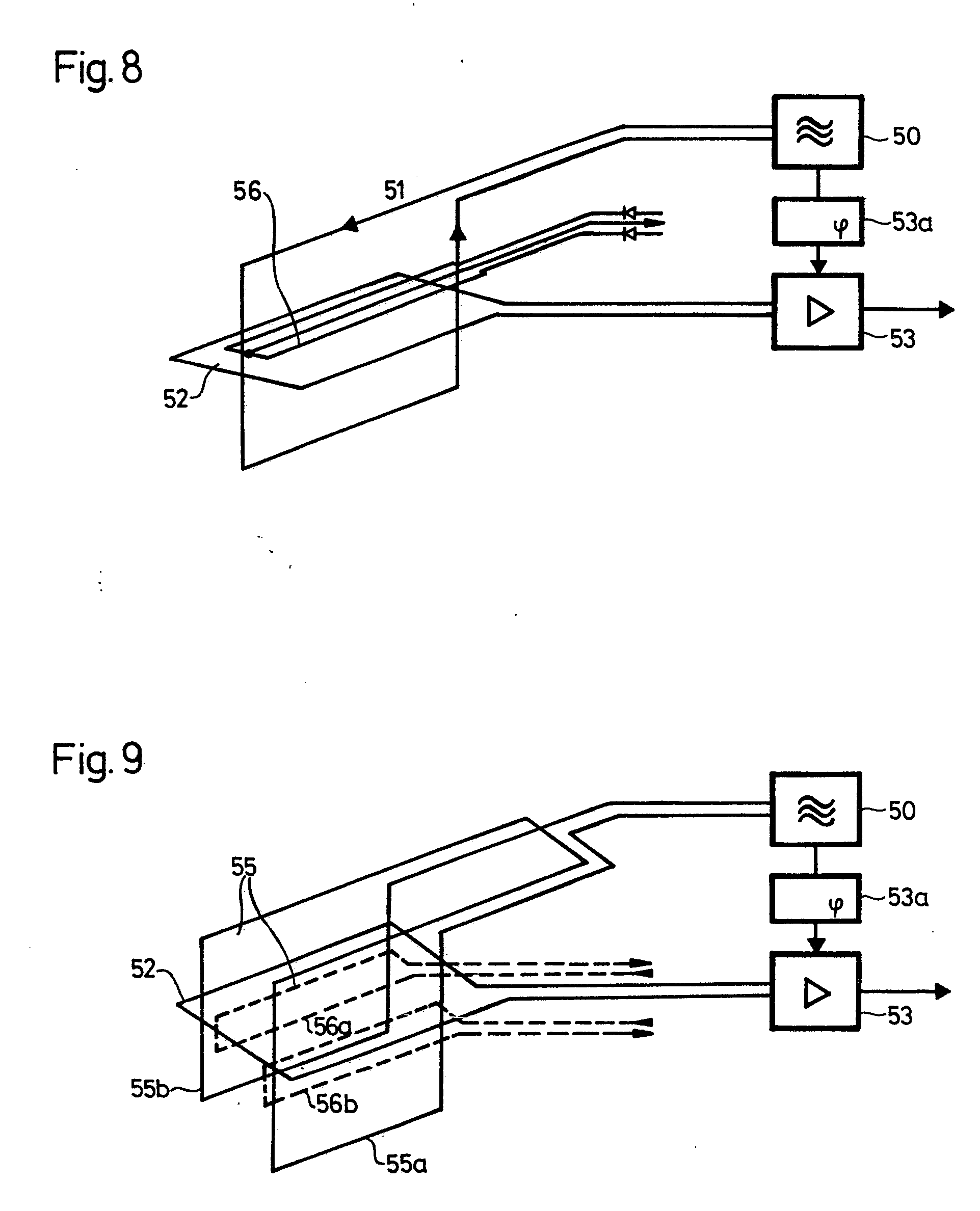 Patent EP0300974A1 - Inductive sensor device - Google Patents
