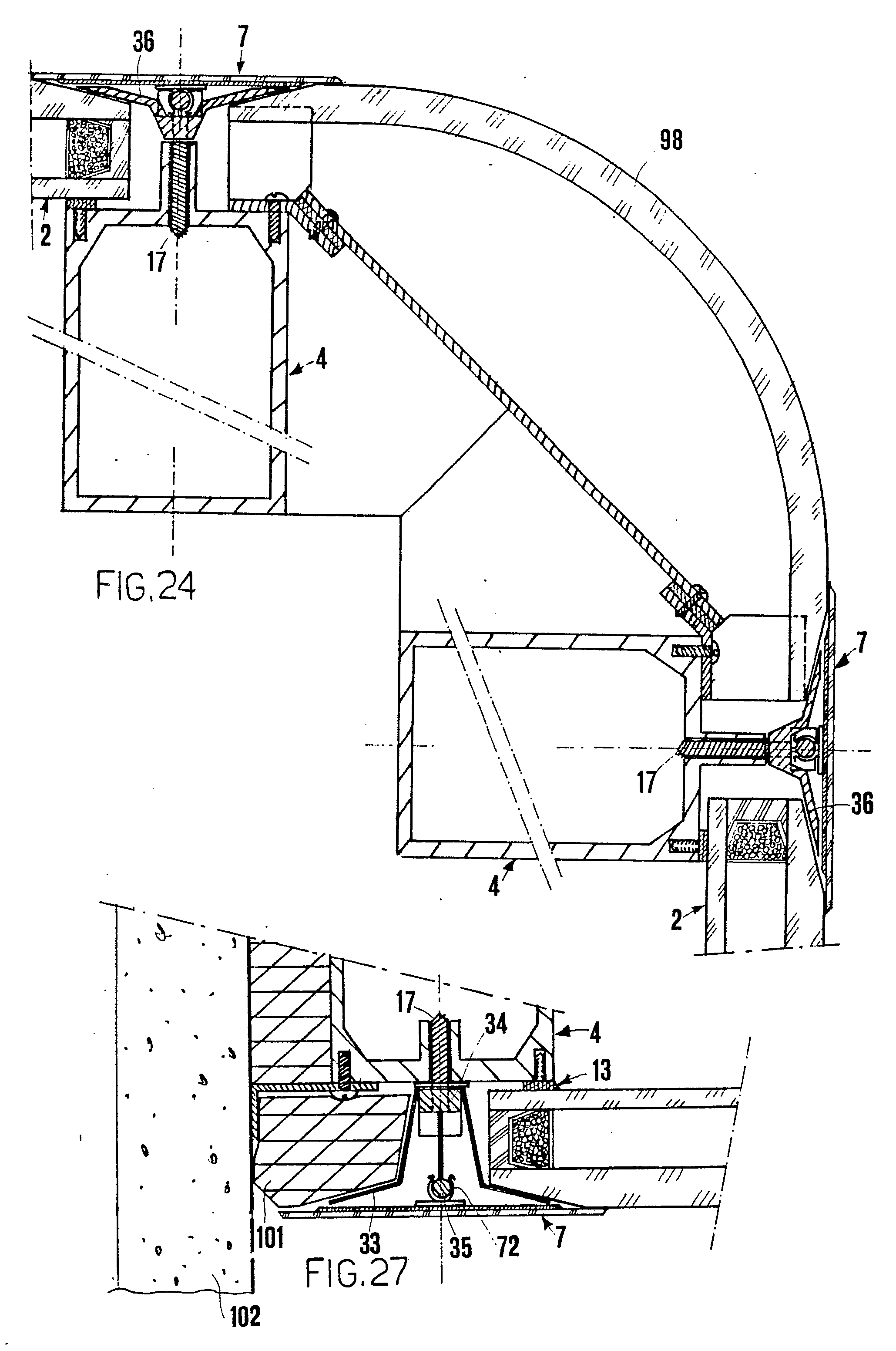 Structural Glazing System : Patent ep a structural glazing system google