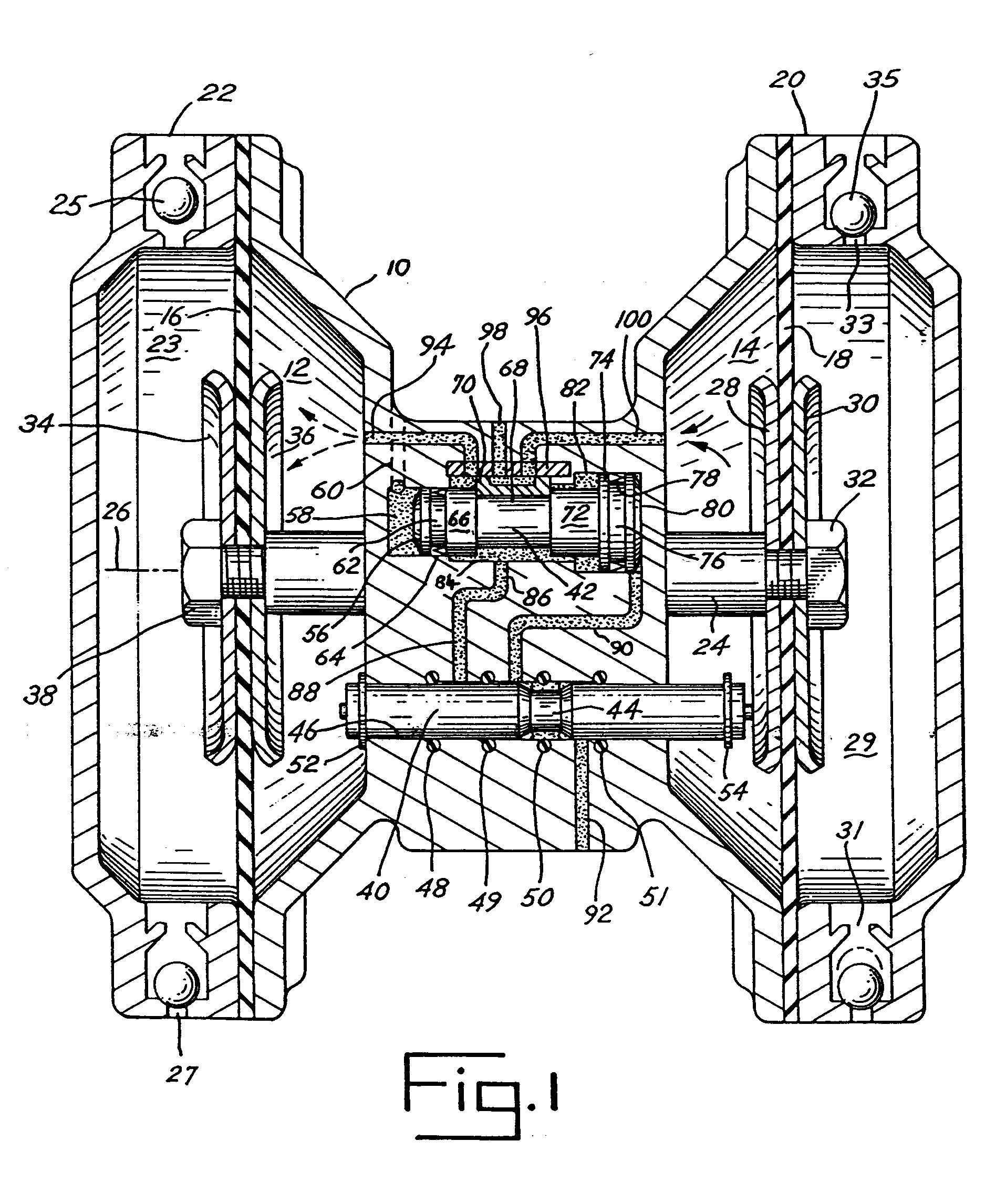 patent ep0304210b1 double diaphragm pumps google patents. Black Bedroom Furniture Sets. Home Design Ideas