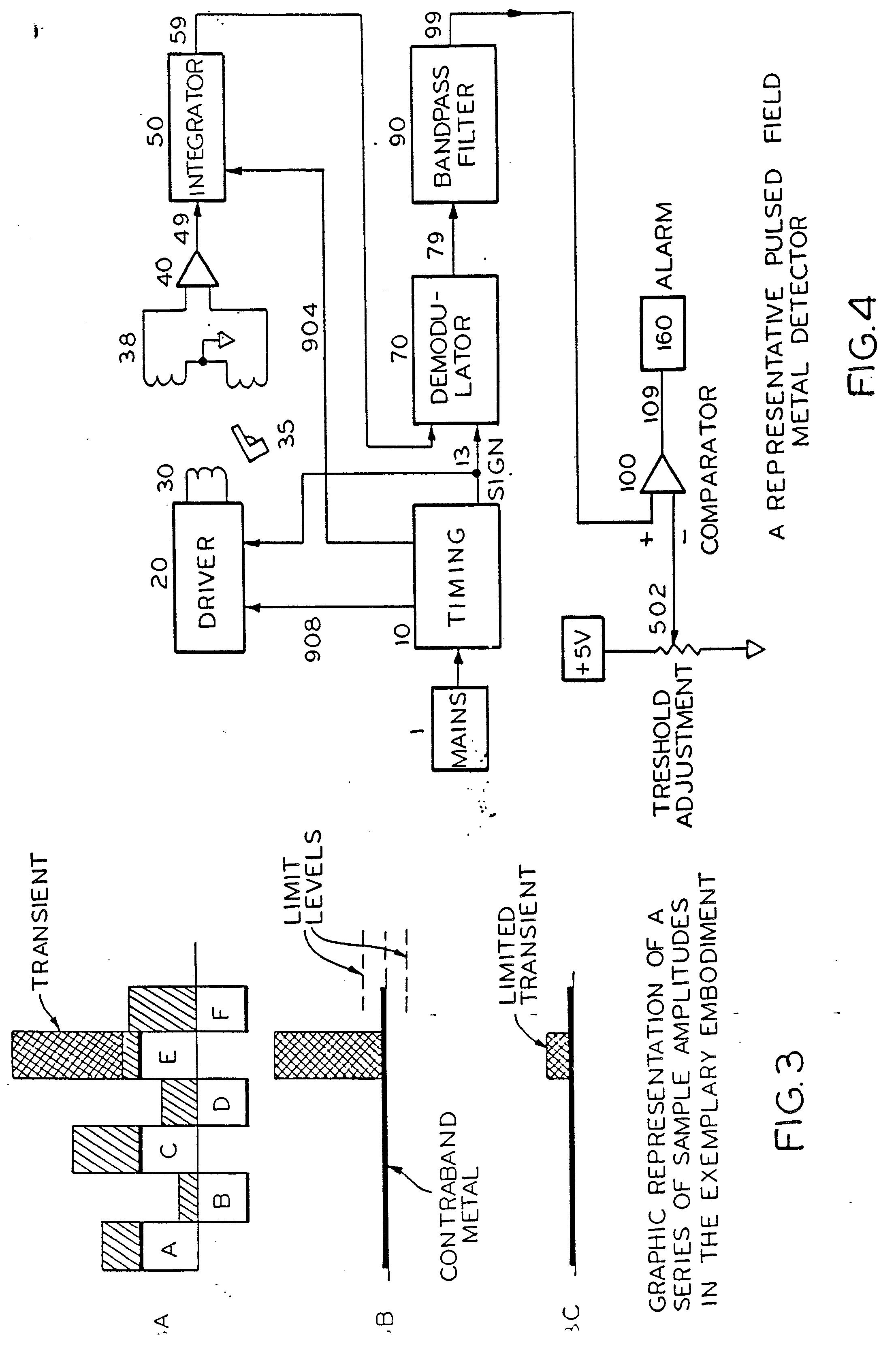 patent ep0323713a2 - walk-through metal detector