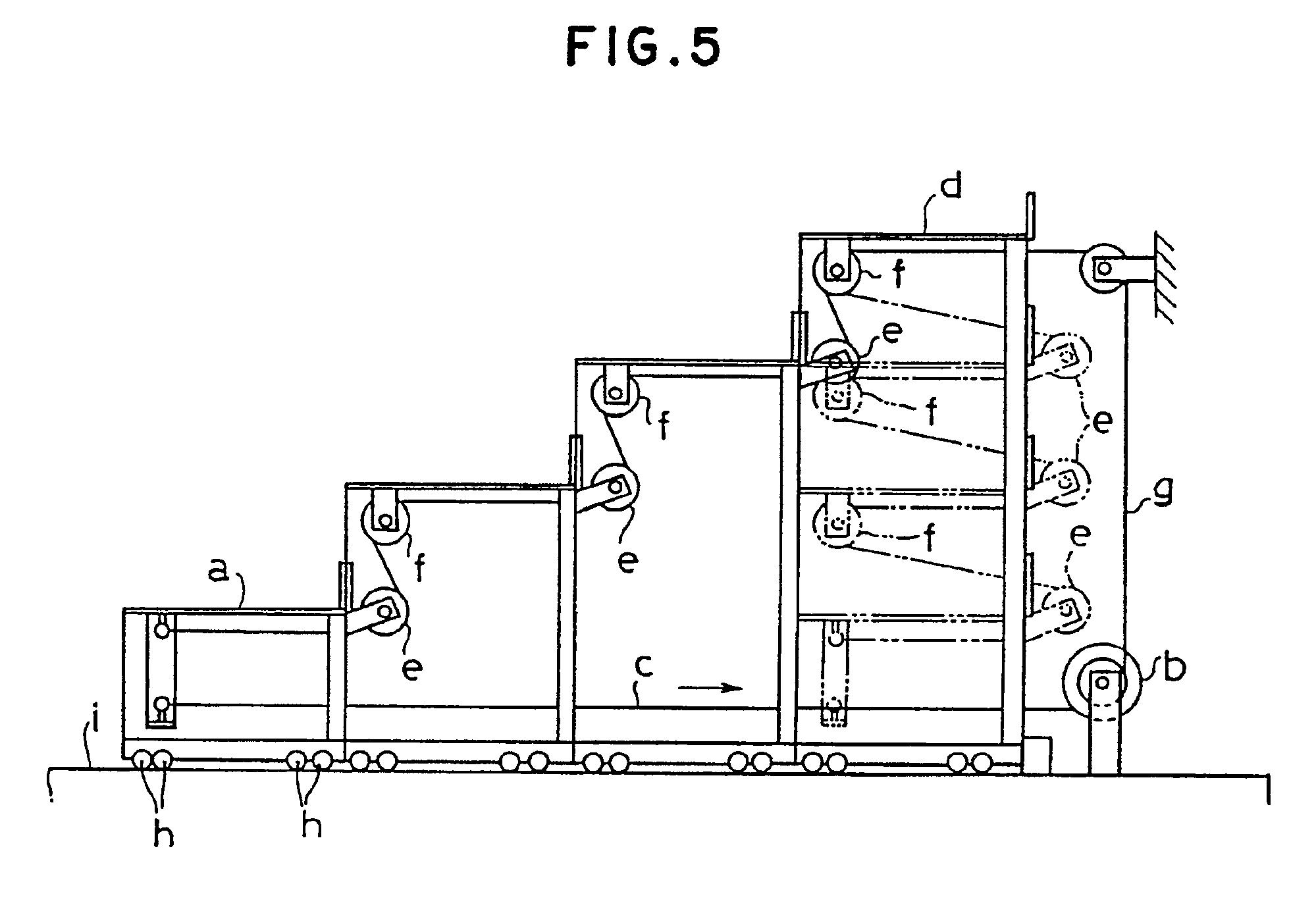 patent ep0337592b1 dispositif de mouvement d 39 un plancher. Black Bedroom Furniture Sets. Home Design Ideas