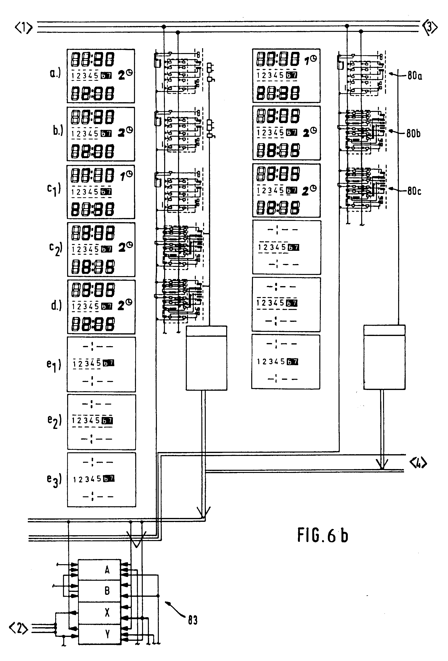 Patent EP0354487B1 - Electronic digital switching and/or control ...