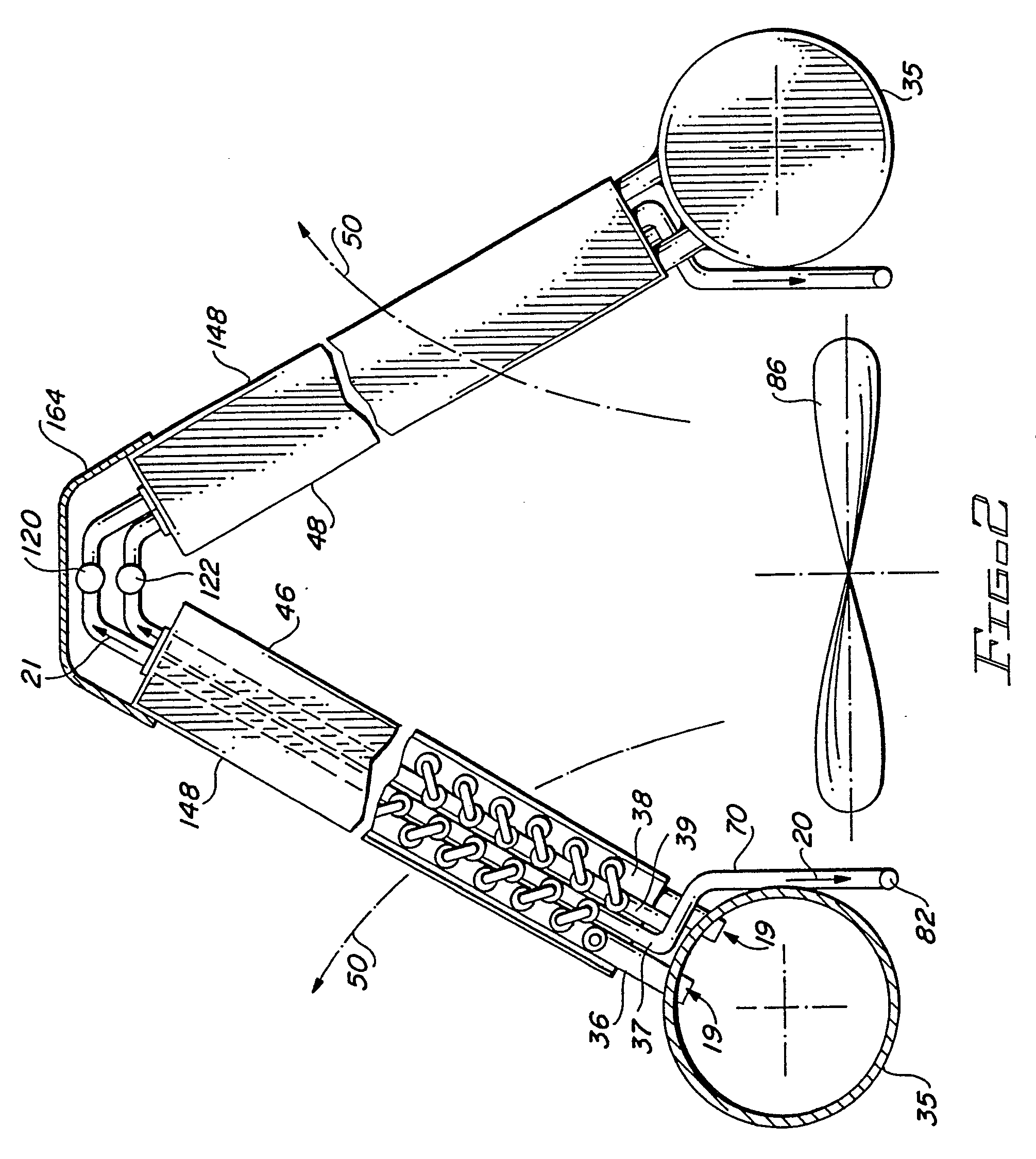 Patent EP A1 Freeze protected air cooled vacuum steam