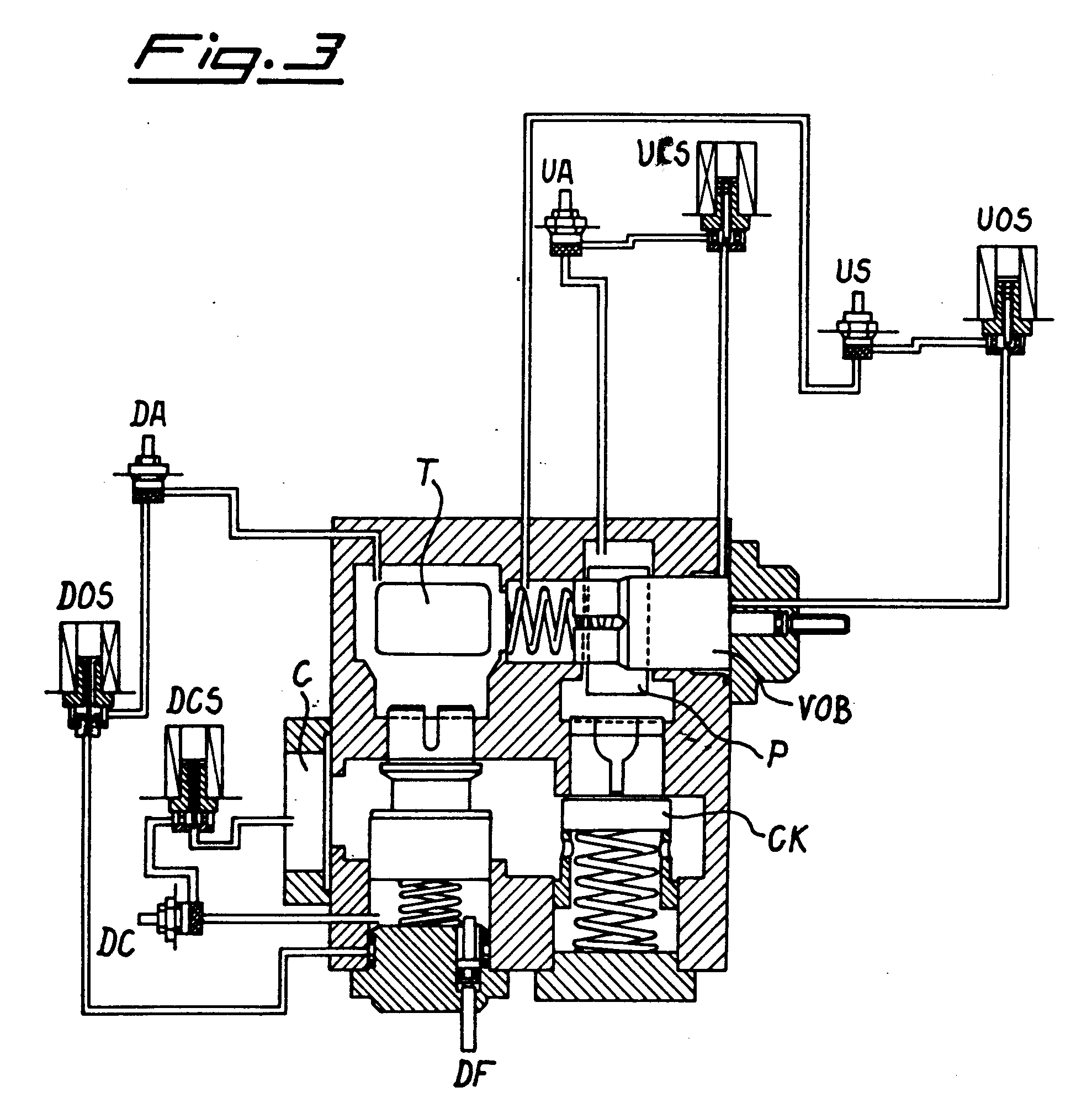 patent ep0373280b1 syst me d 39 ascenseur hydraulique google patents. Black Bedroom Furniture Sets. Home Design Ideas