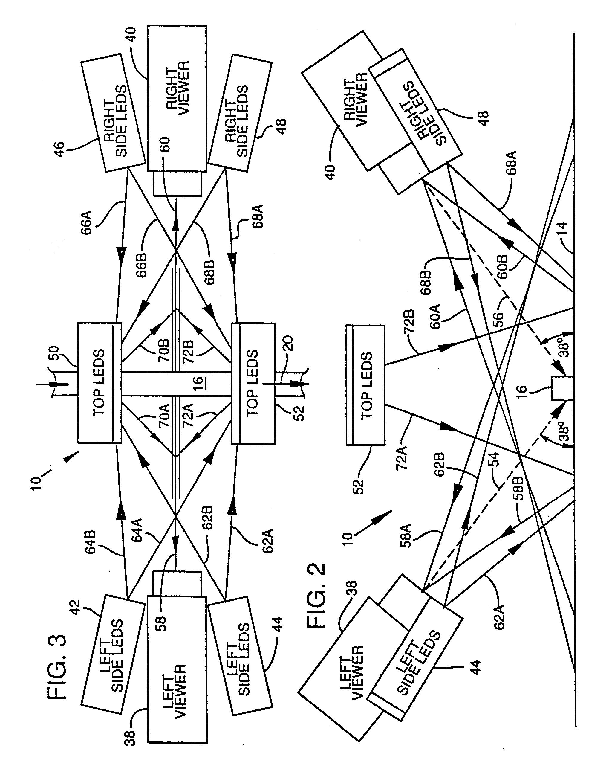 patent ep0375881b1 vorrichtung und verfahren zum erkennen von fehlern durch lichtreflexion. Black Bedroom Furniture Sets. Home Design Ideas
