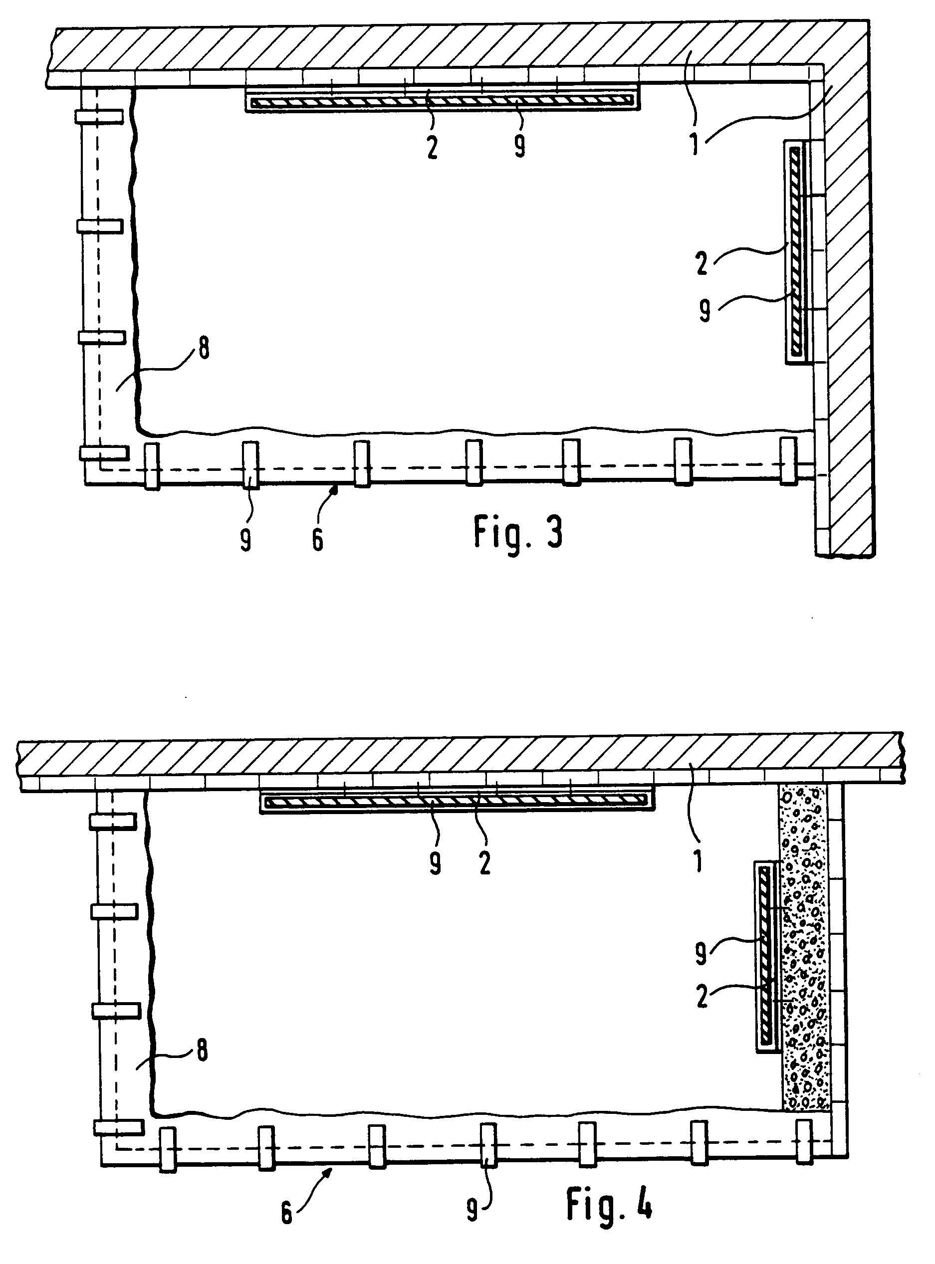 patent ep0376046b1 verfahren zum einbau einer wanne und wanne insbesondere zur verwendung bei. Black Bedroom Furniture Sets. Home Design Ideas