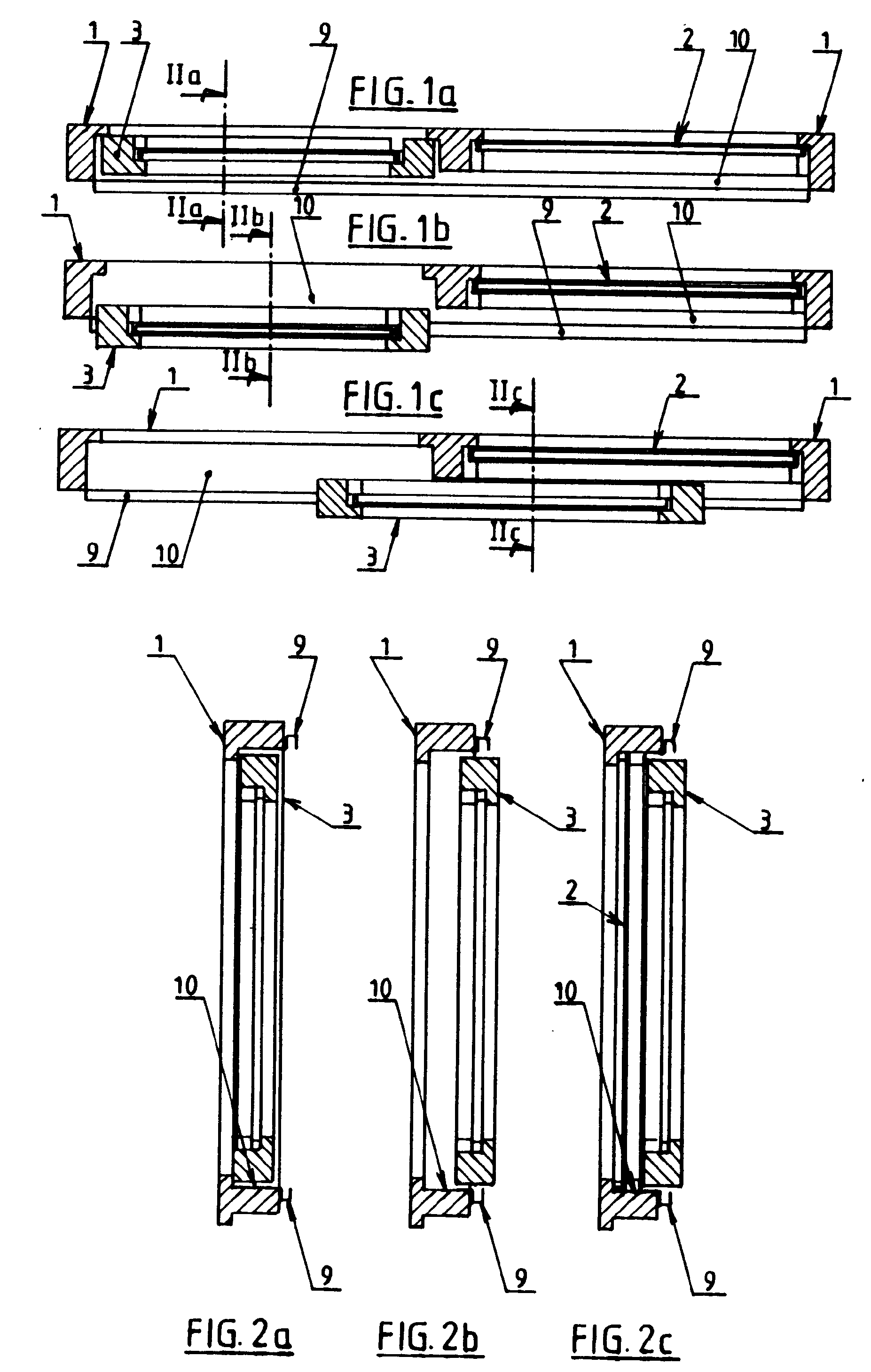 Patent ep0377545b1 vantail coulissant google patents - Porte coulissante plan ...