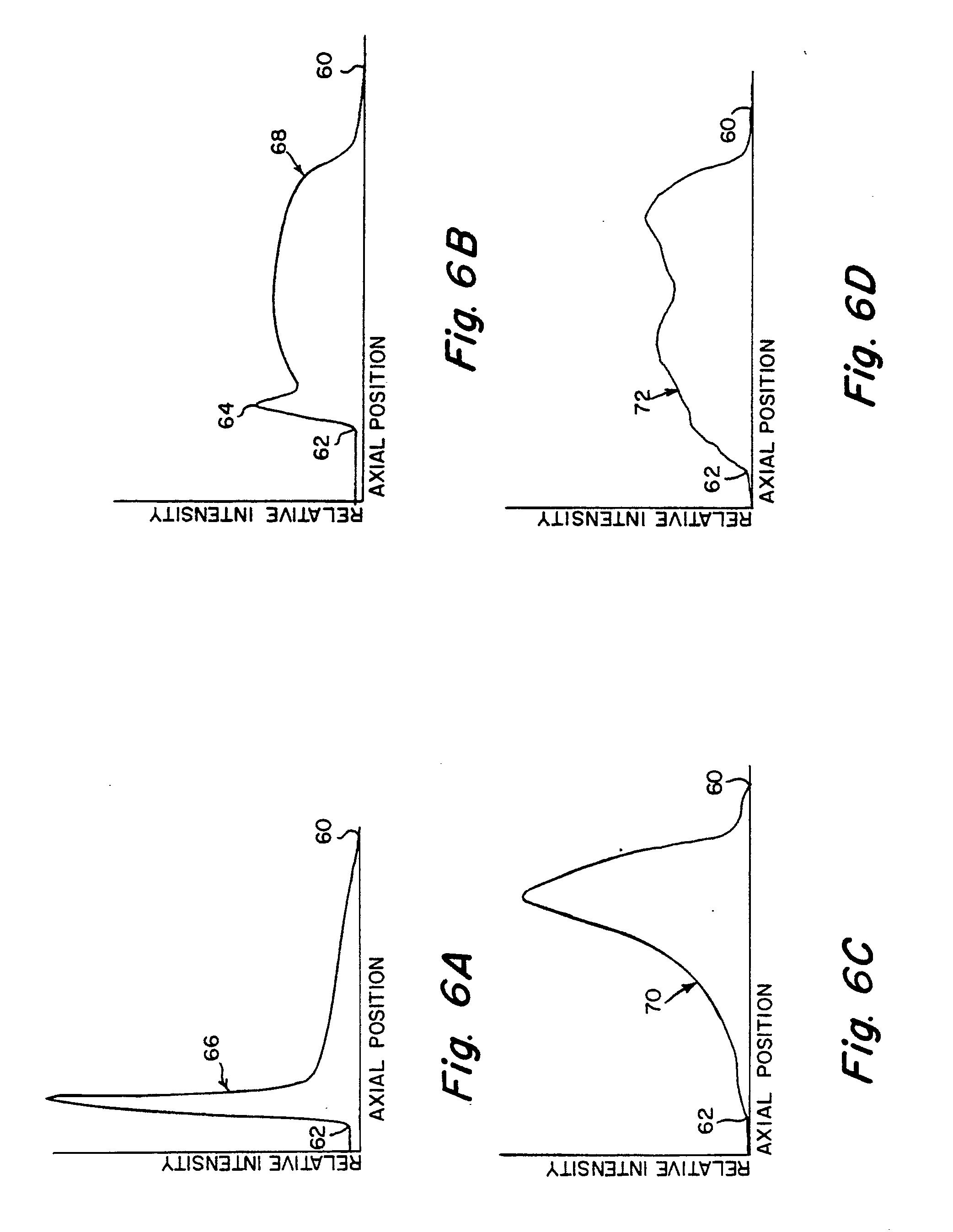 patent ep0400802a2 diffusionsspitze zur gleichm ssigen beleuchtung f r optische fasern. Black Bedroom Furniture Sets. Home Design Ideas