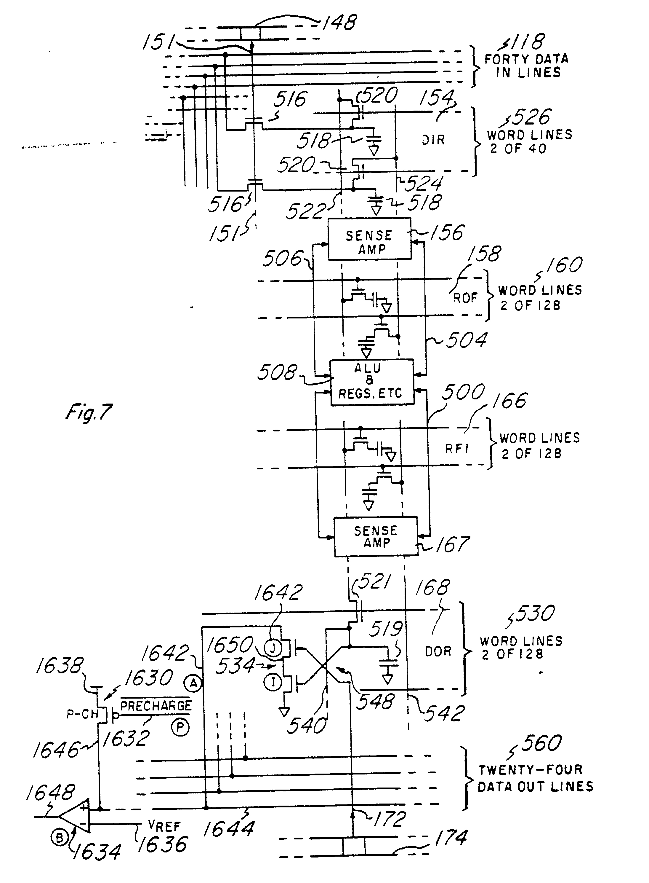 patent ep0422964a2 second nearest neighbor munication network Alu Schematic patent drawing