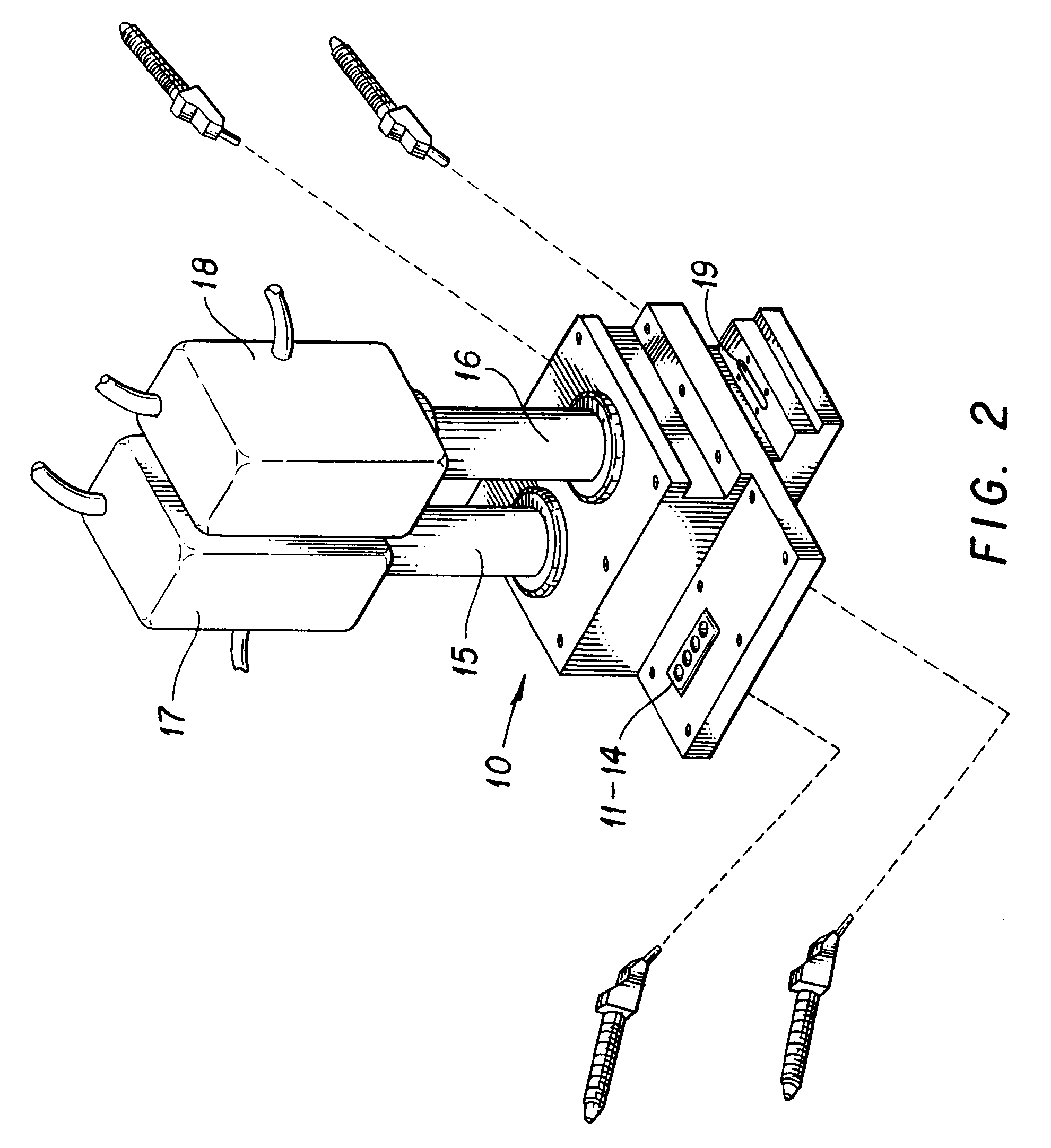 patent ep0424634b1 method and apparatus for heterogeneous Silicon Controlled Rectifier patent drawing