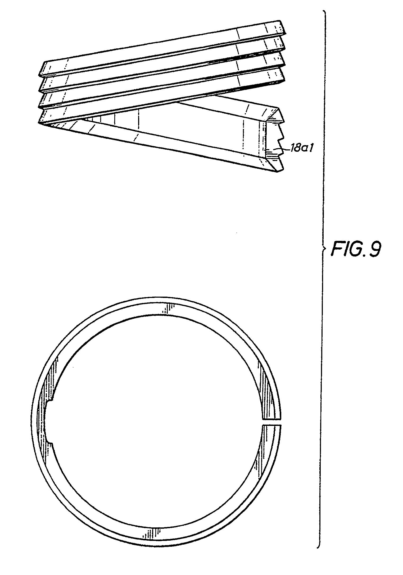 patent ep0436417a2 durchl cherungsverfahren mit einer von einem rohr und einem kabel. Black Bedroom Furniture Sets. Home Design Ideas