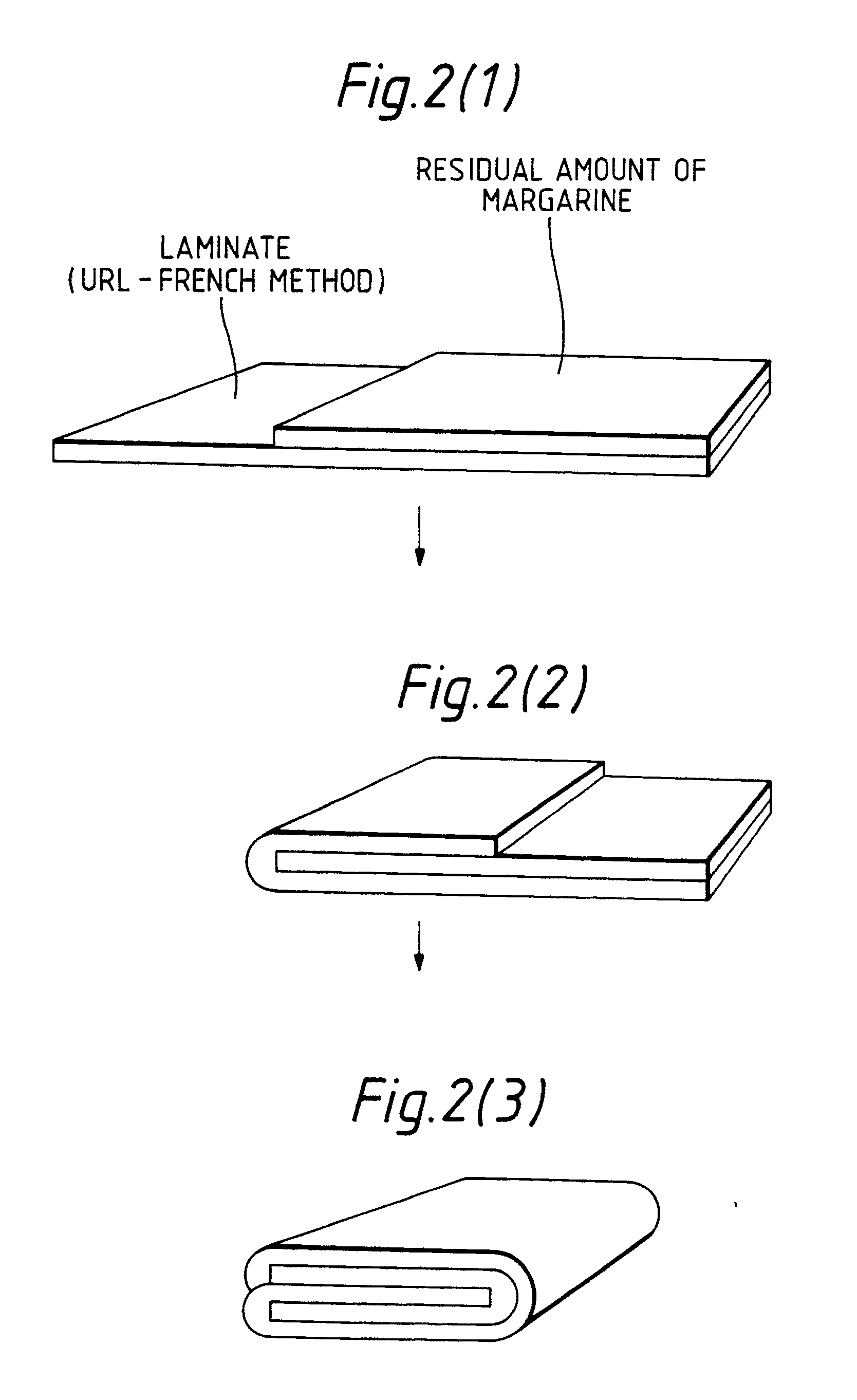 Patent Ep0445850a1 Laminated Doughs Google Patents