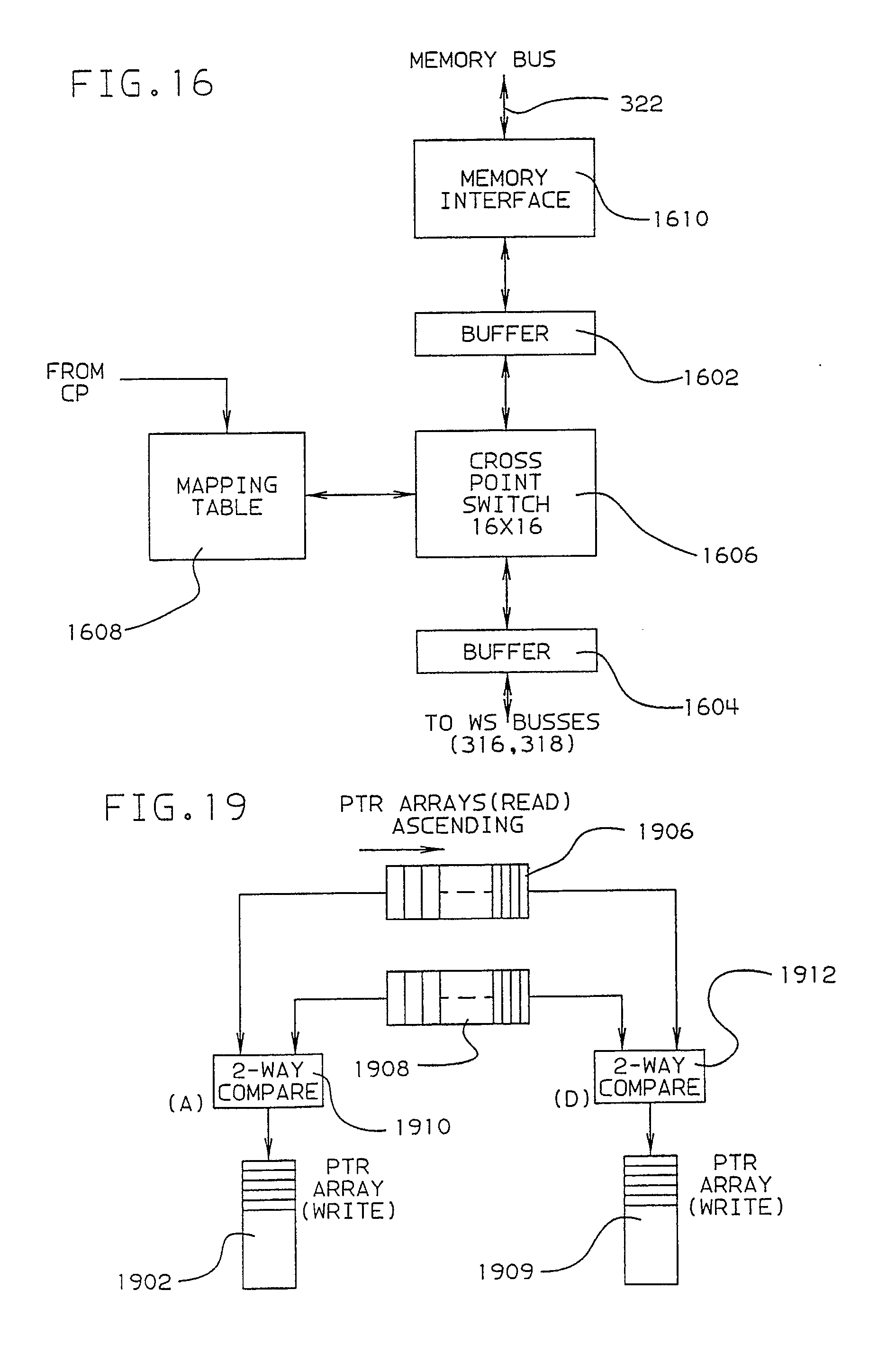 Patent EP0449096A2 - Database processing system - Google Patents