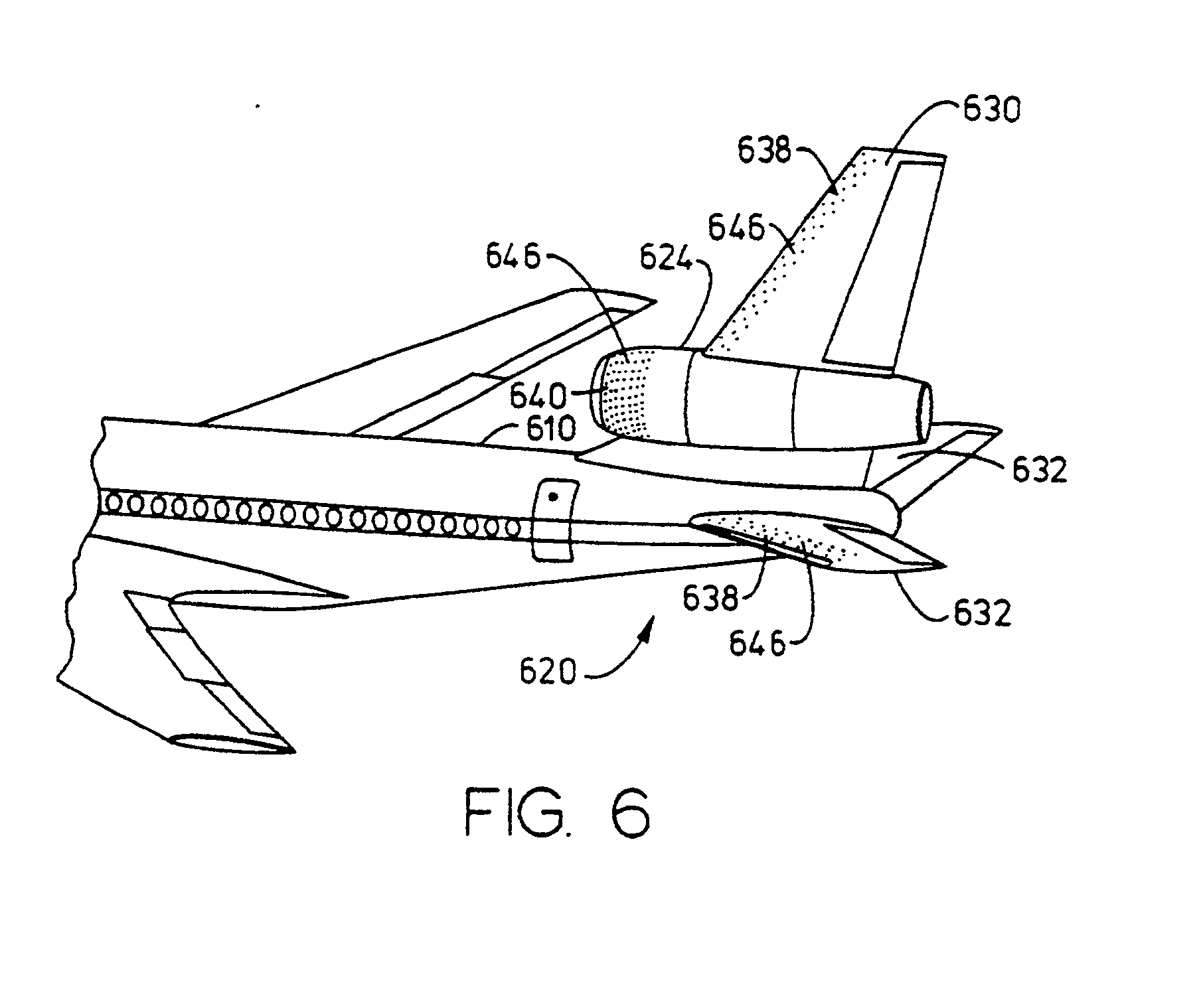 Patent EP A1 Gas turbine engine powered aircraft
