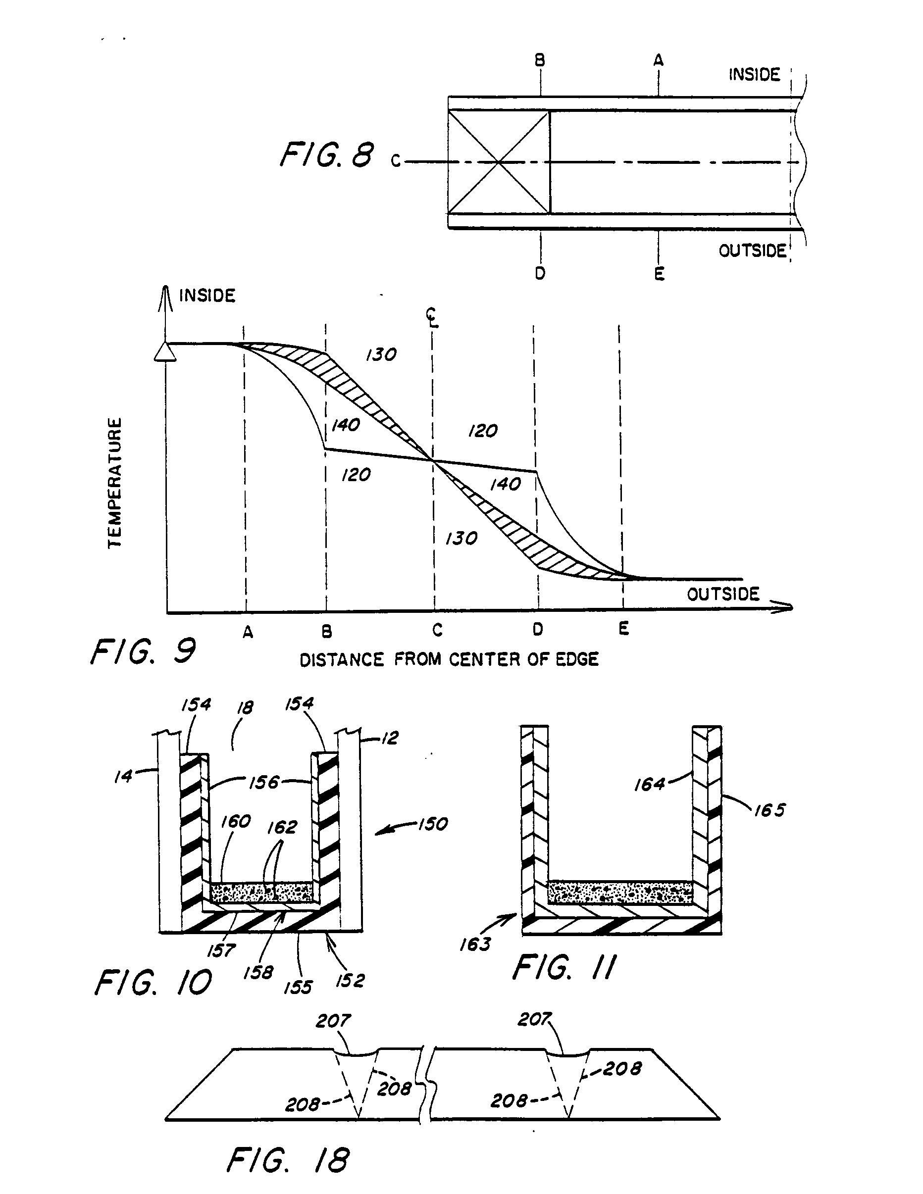 Isolierverglasung Patent EP0475213A1   Thermisch Isolierende  Abstandshalteranordnung .