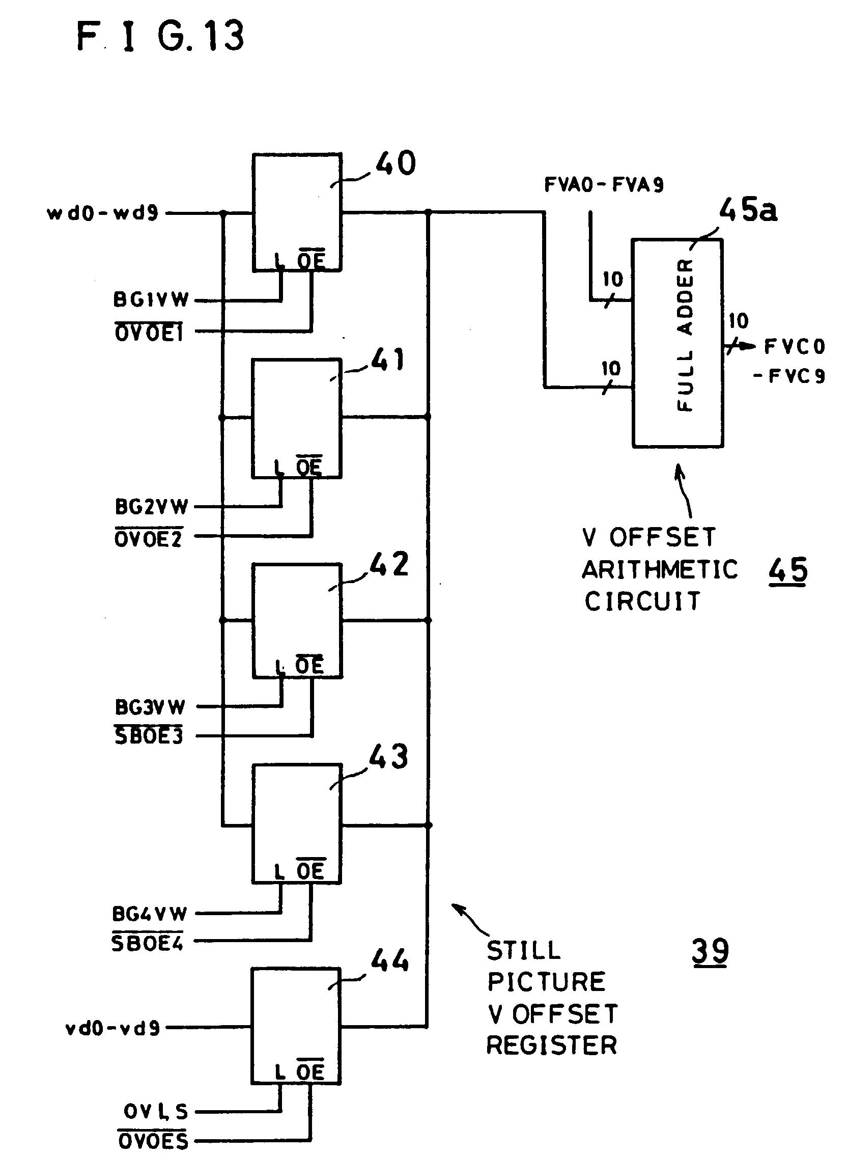 patent ep0487299b1 mosaik anzeige von bildern und daf r verwendeter externer speicher google. Black Bedroom Furniture Sets. Home Design Ideas