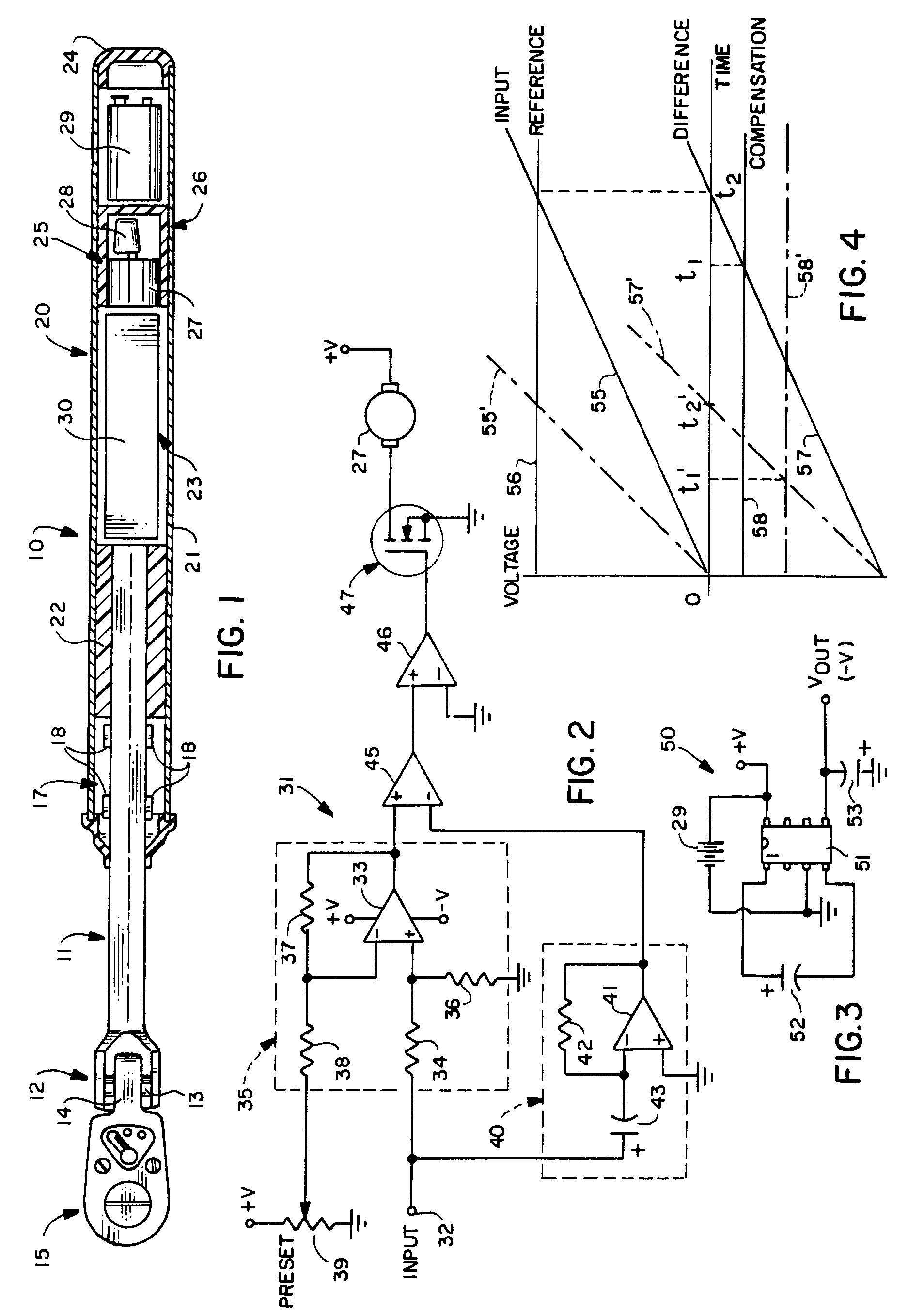 Patent EP0502451B1 - Electronic torque wrench and ...