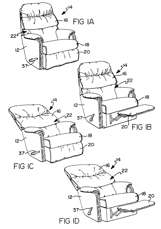 lazy boy recliner rest diagram  lazy  free engine image Light Switch Wiring Diagram lazy boy lift chair wiring diagram