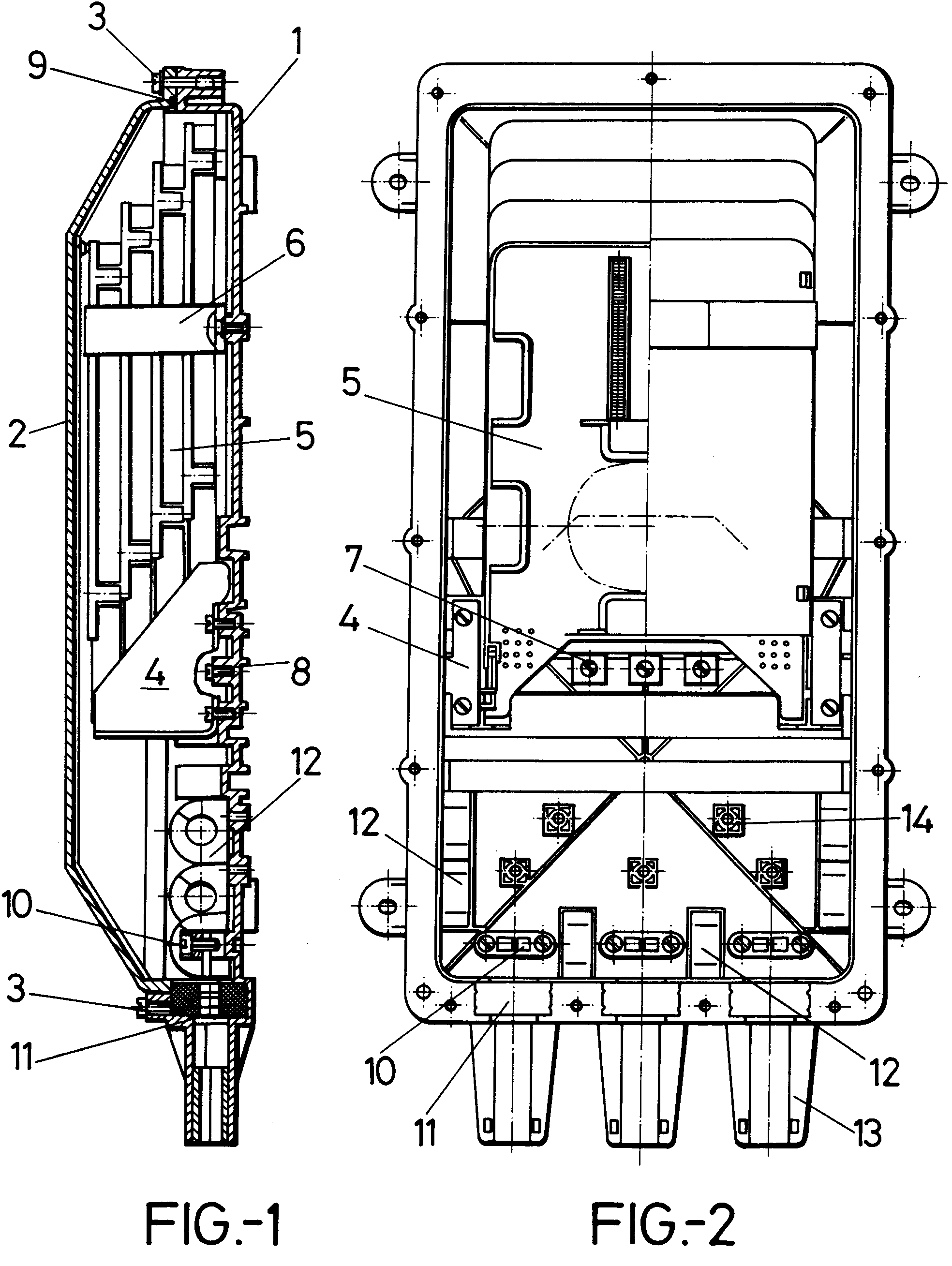 Patent Ep0511147a1 Universal Access Optical Fiber