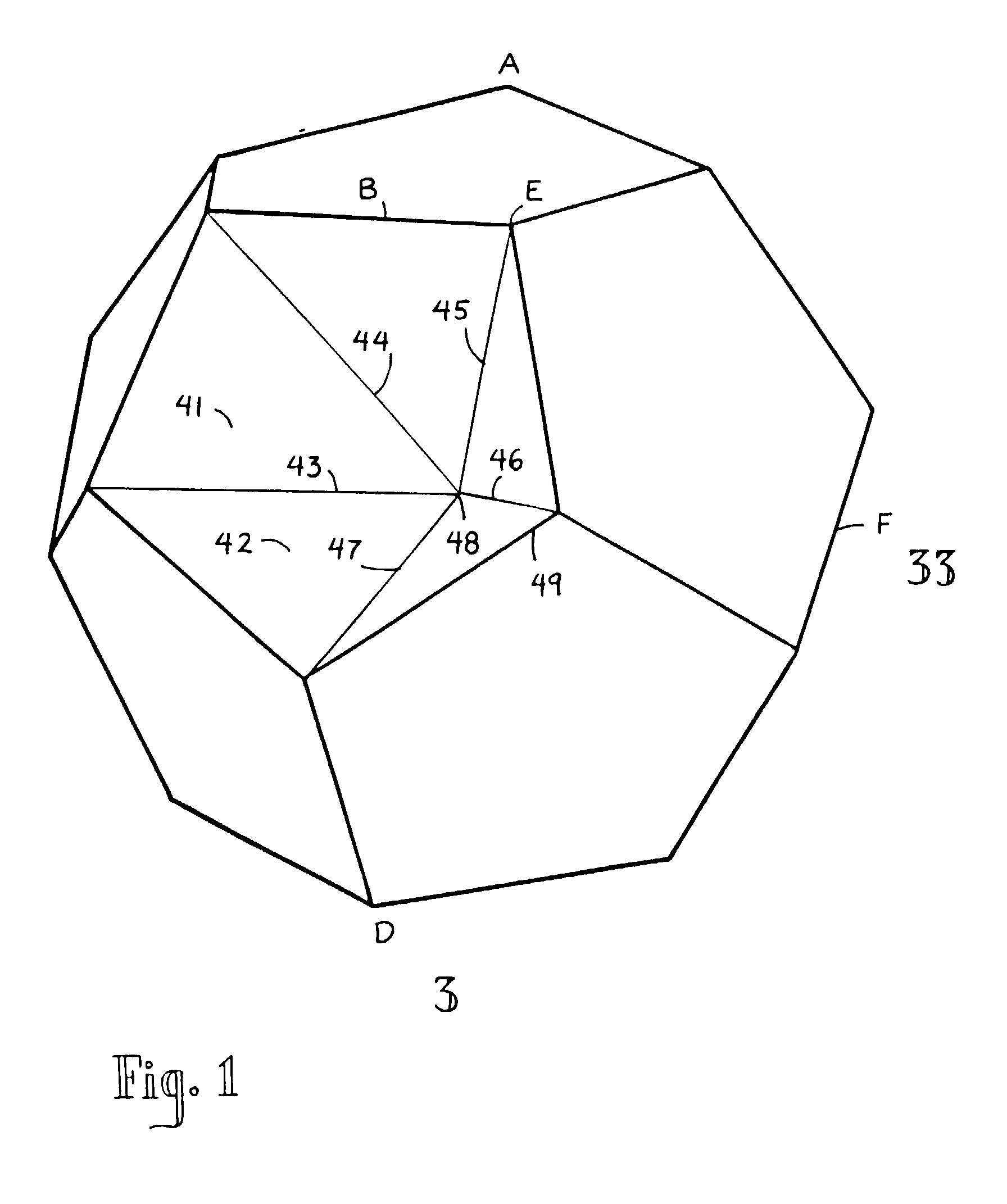 Patent Ep0522204b1 Method And Apparatus For Dodecahedral