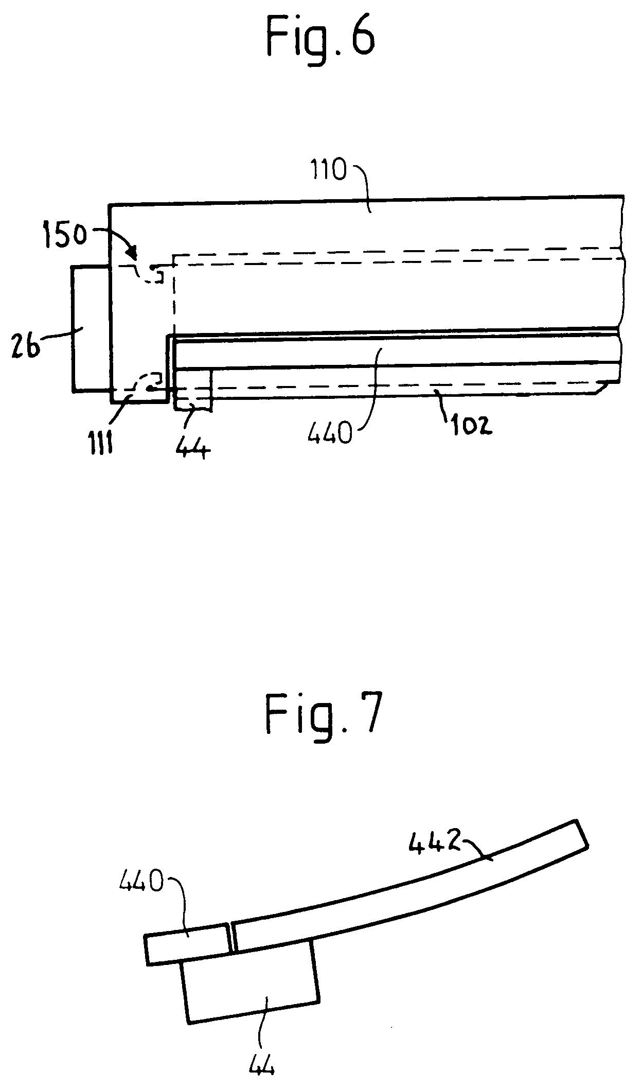 Patent EP0524657A1 - Screening for filament packages - Google Patents