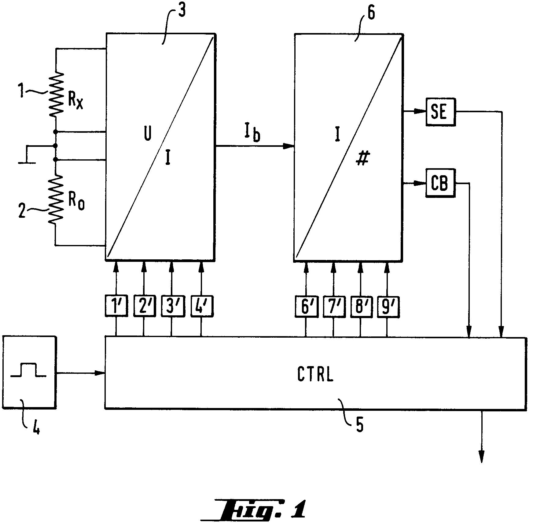 Patent EP0528784A1 - Verfahren zur Bestimmung einer Messgrösse ...