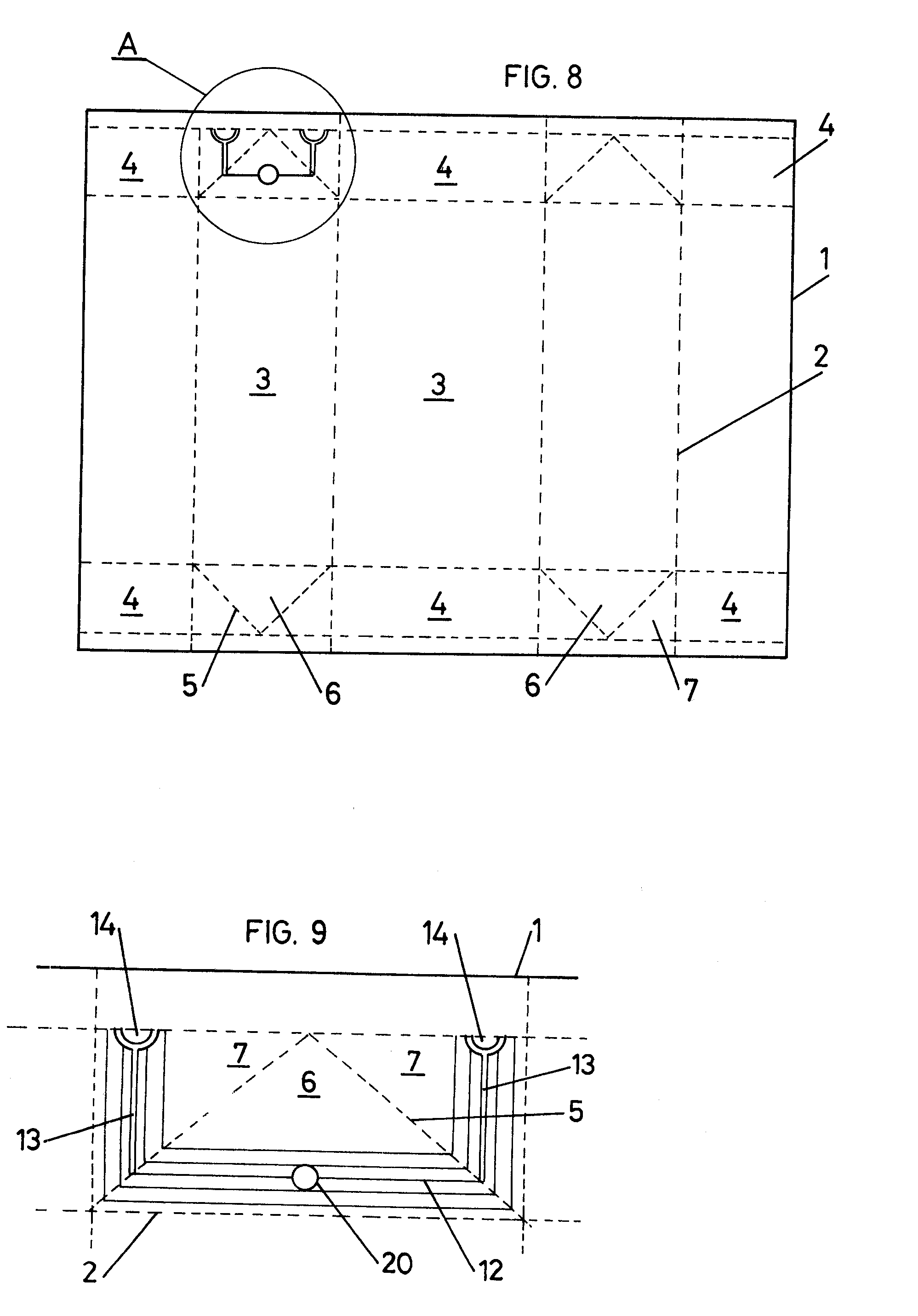 patent specification template - tetrapak dimensions qbn