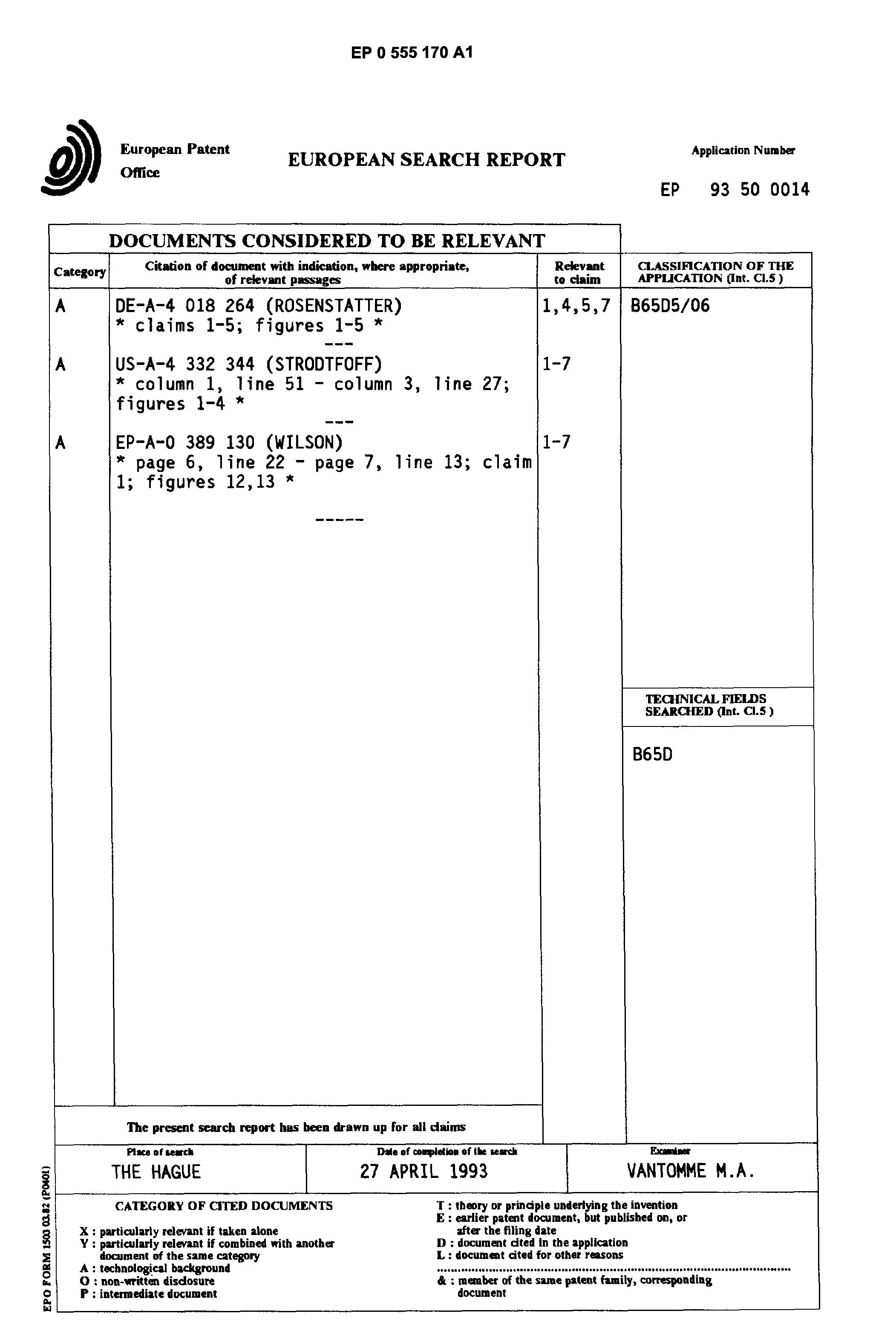 patent ep0555170a1 fermeture hermétique pour le bec verseur d u0027un